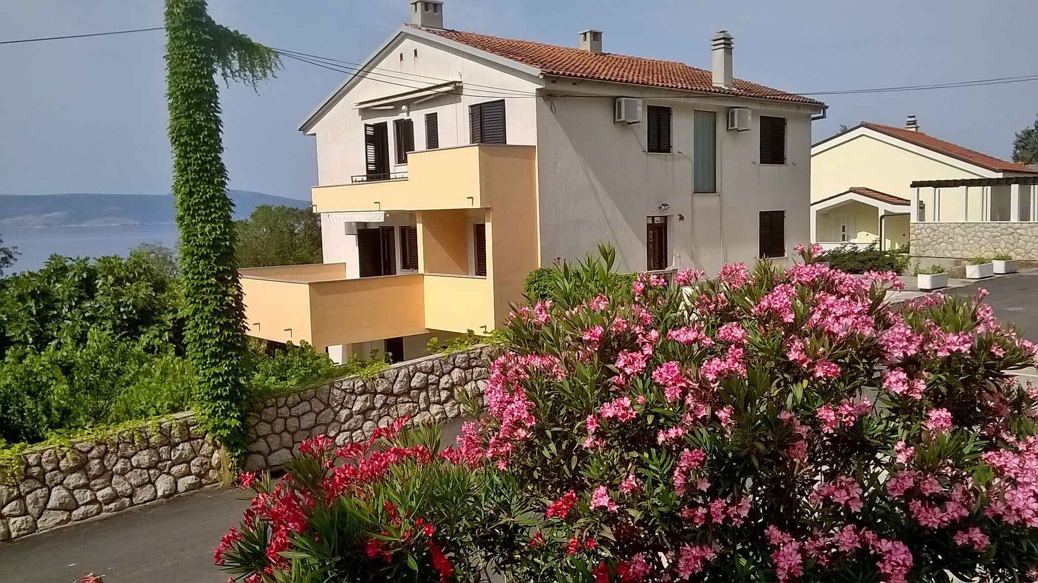Appartement de vacances nahe von Meer, WI-FI, Klima (2182509), Novi Vinodolski, , Kvarner, Croatie, image 1
