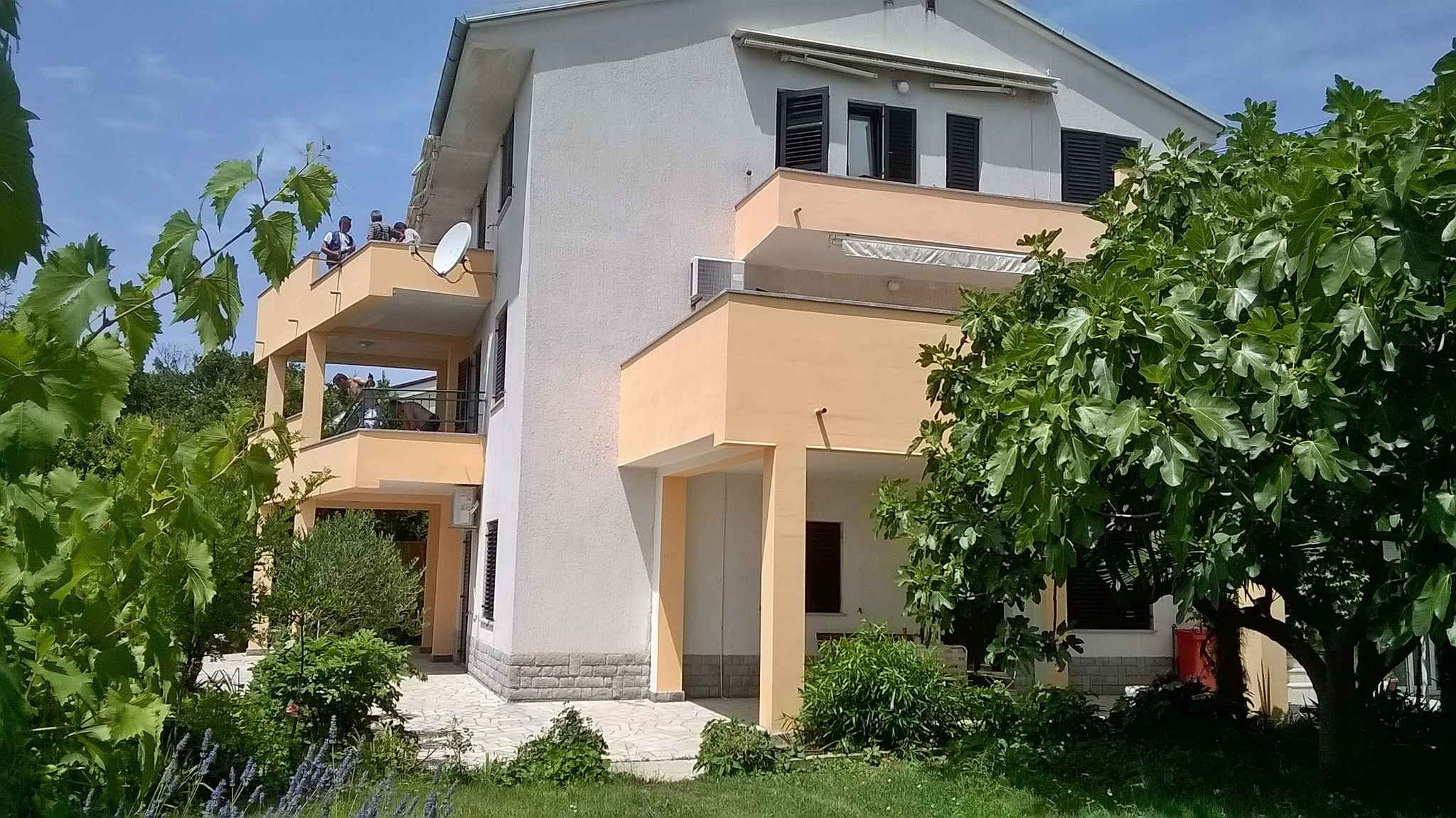 Appartement de vacances nahe von Meer, WI-FI, Klima (2182509), Novi Vinodolski, , Kvarner, Croatie, image 6