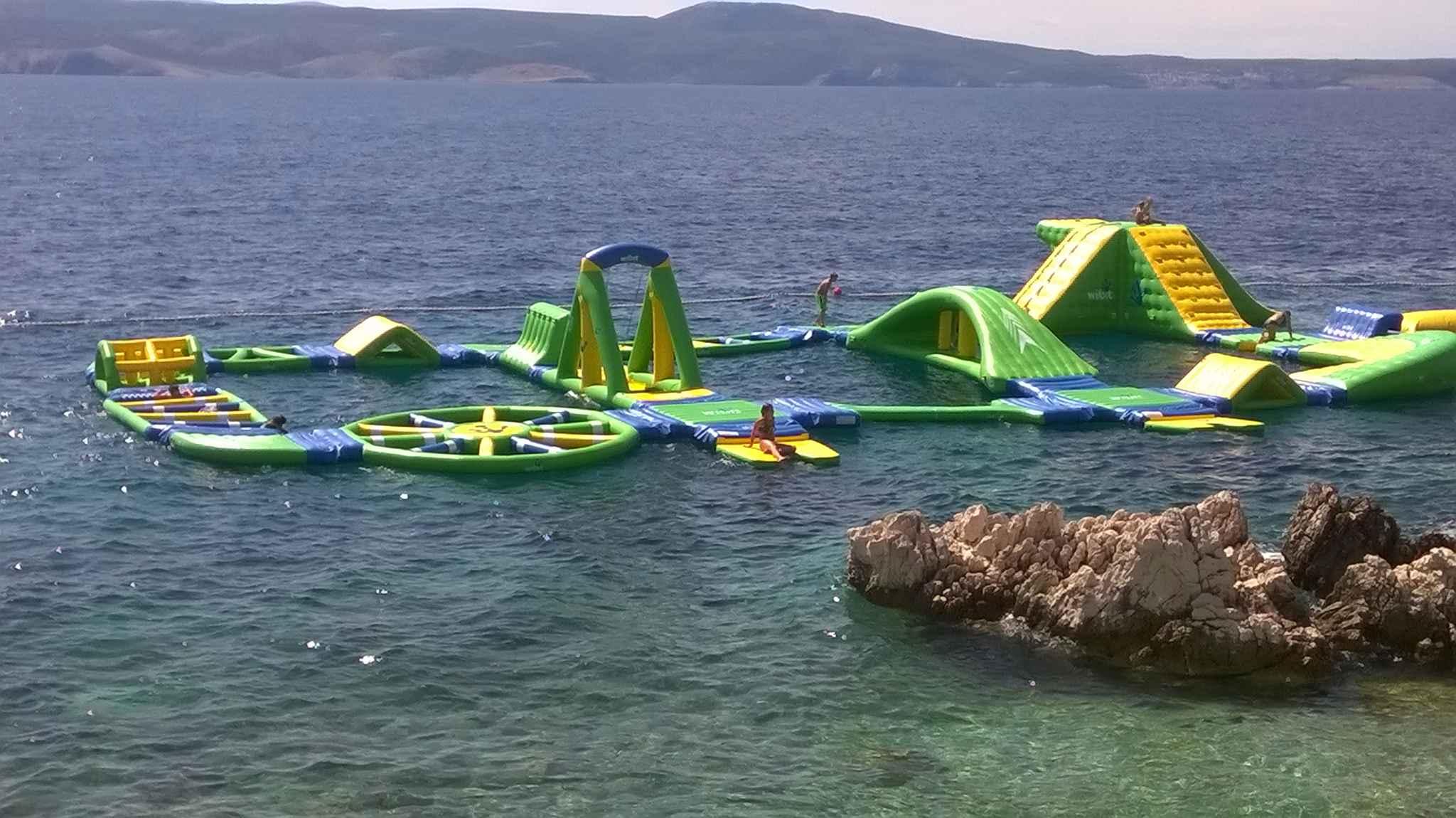 Appartement de vacances nahe von Meer, WI-FI, Klima (2182509), Novi Vinodolski, , Kvarner, Croatie, image 17