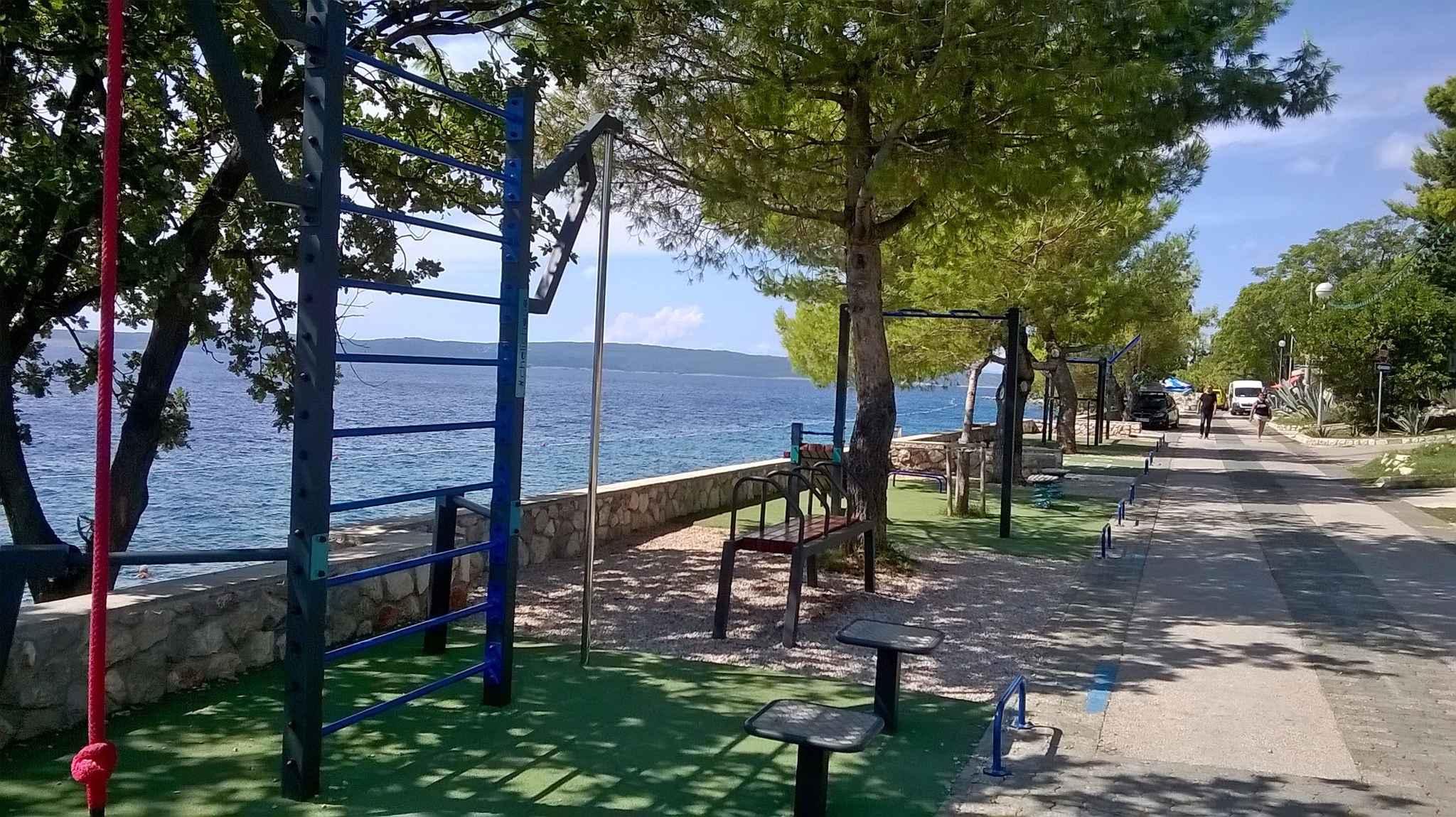 Appartement de vacances nahe von Meer, WI-FI, Klima (2182509), Novi Vinodolski, , Kvarner, Croatie, image 18