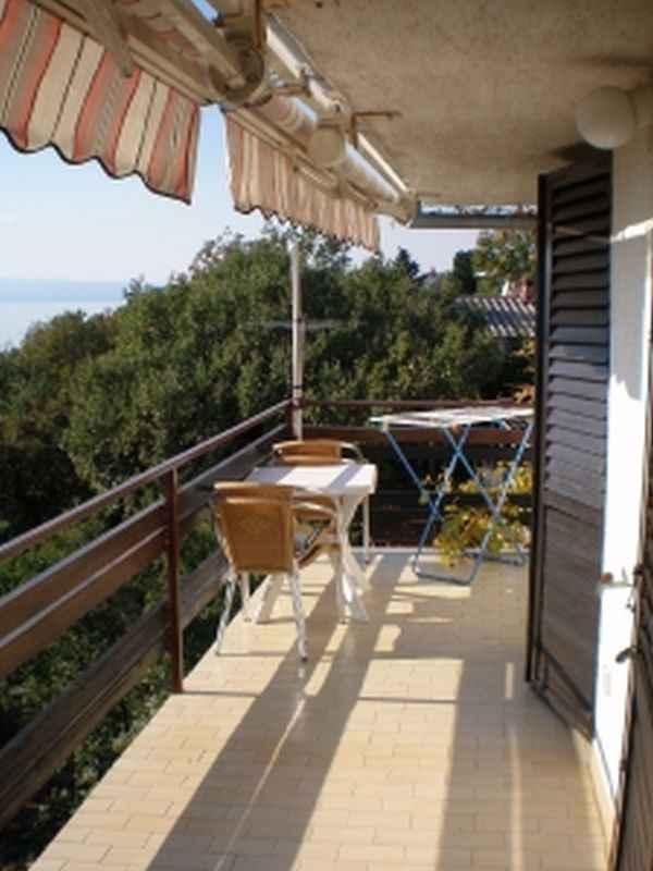 Appartement de vacances nahe von Meer, WI-FI, Klima (2182509), Novi Vinodolski, , Kvarner, Croatie, image 9