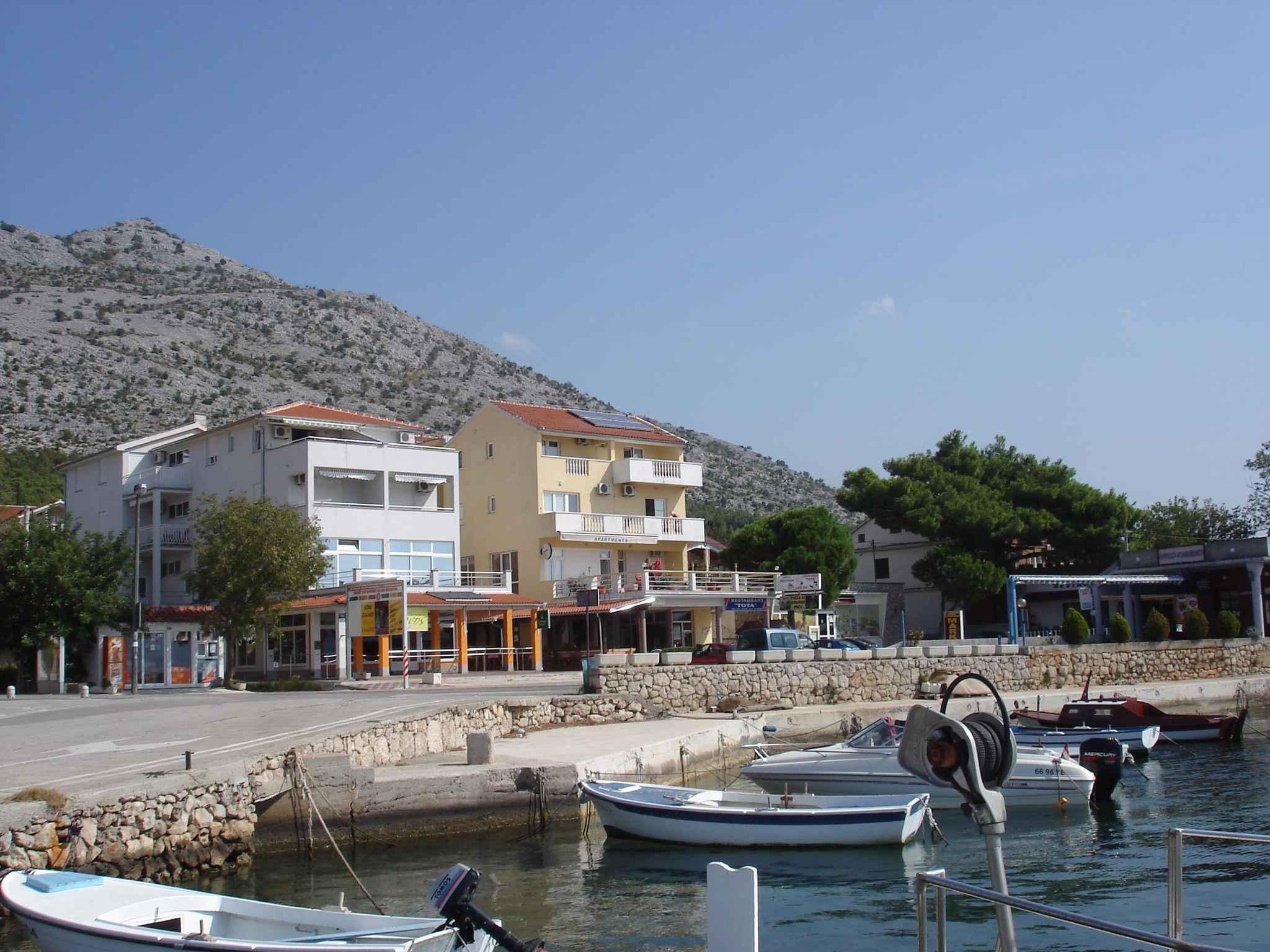 Ferienwohnung 50 m vom Meer und nahe des Nationalparks Paklenica (319351), Starigrad Paklenica, , Dalmatien, Kroatien, Bild 1