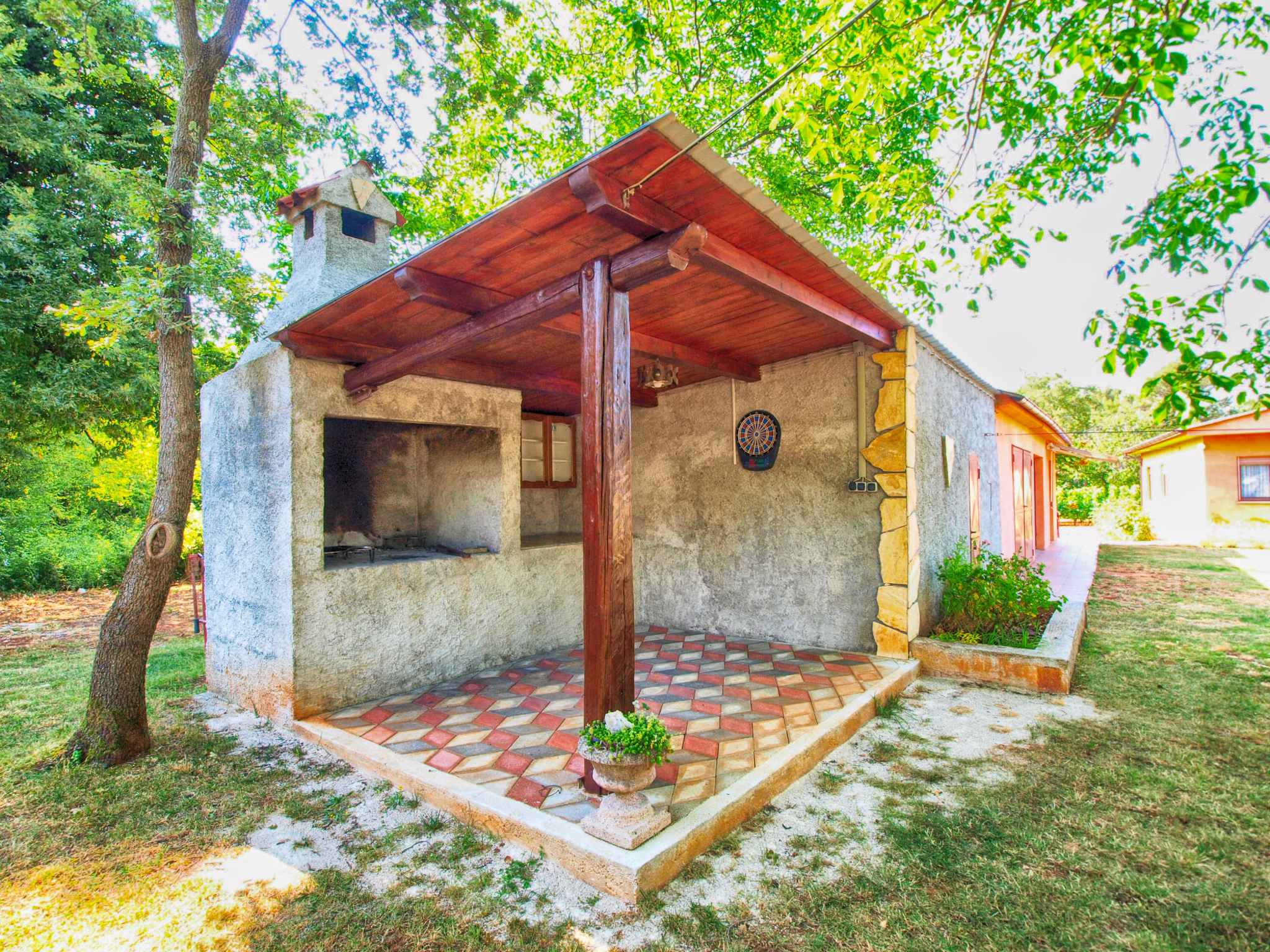 Ferienhaus mit Pool und Klimaanlage (2185591), Marcana, , Istrien, Kroatien, Bild 2