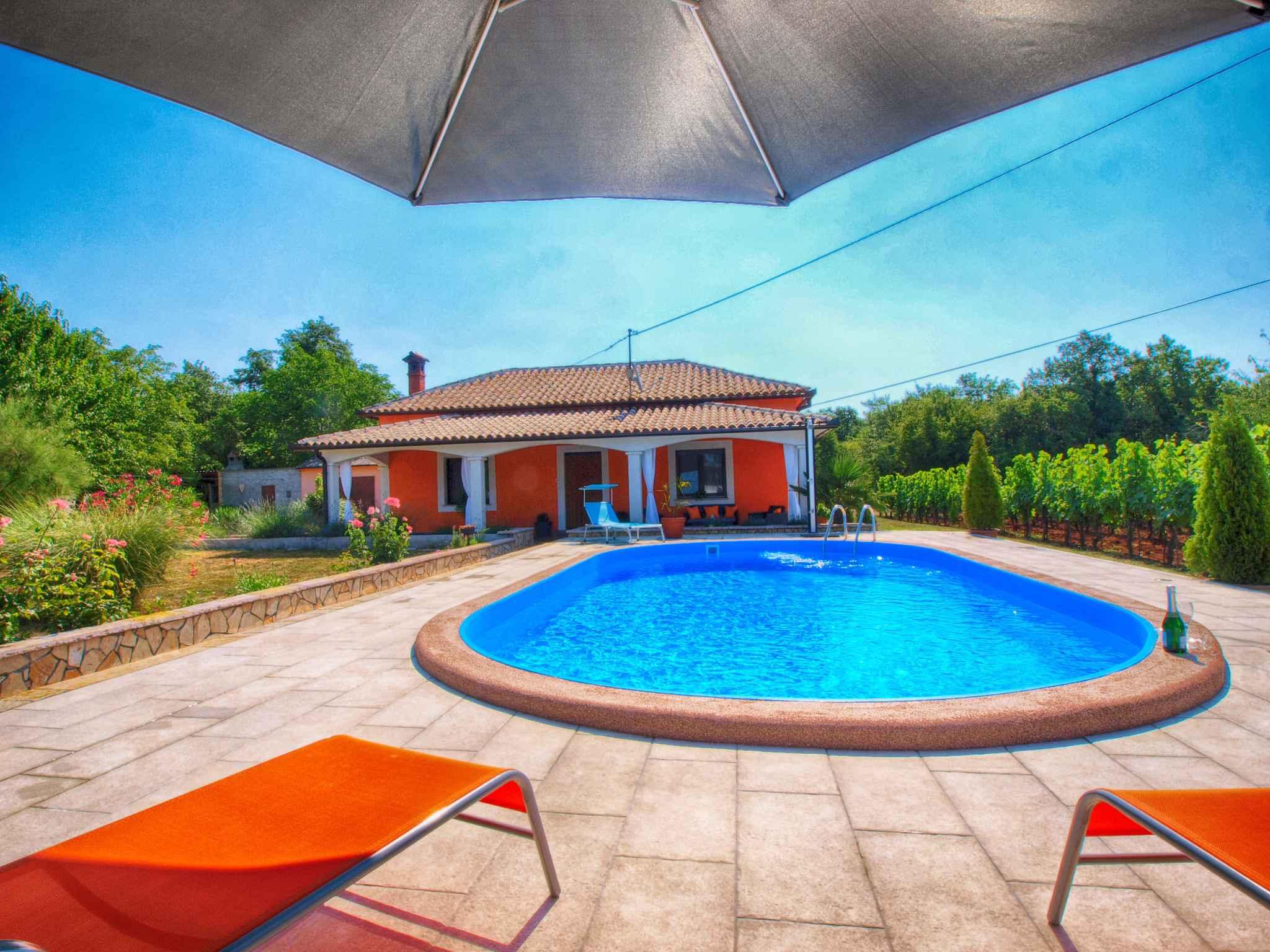 Ferienhaus mit Pool und Klimaanlage (2185591), Marcana, , Istrien, Kroatien, Bild 1