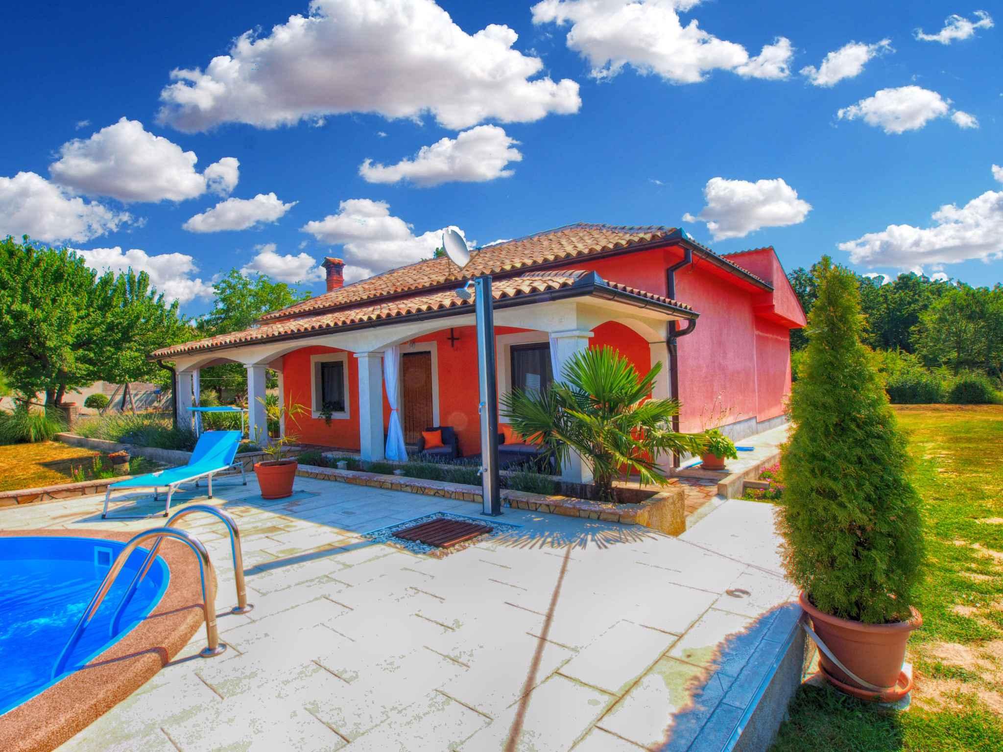 Ferienhaus mit Pool und Klimaanlage (2185591), Marcana, , Istrien, Kroatien, Bild 7