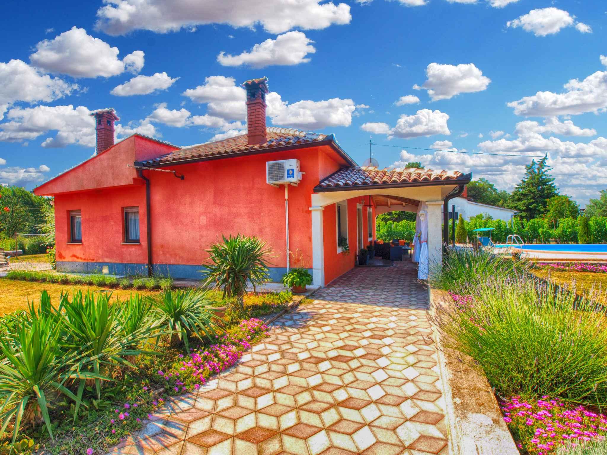 Ferienhaus mit Pool und Klimaanlage (2185591), Marcana, , Istrien, Kroatien, Bild 8