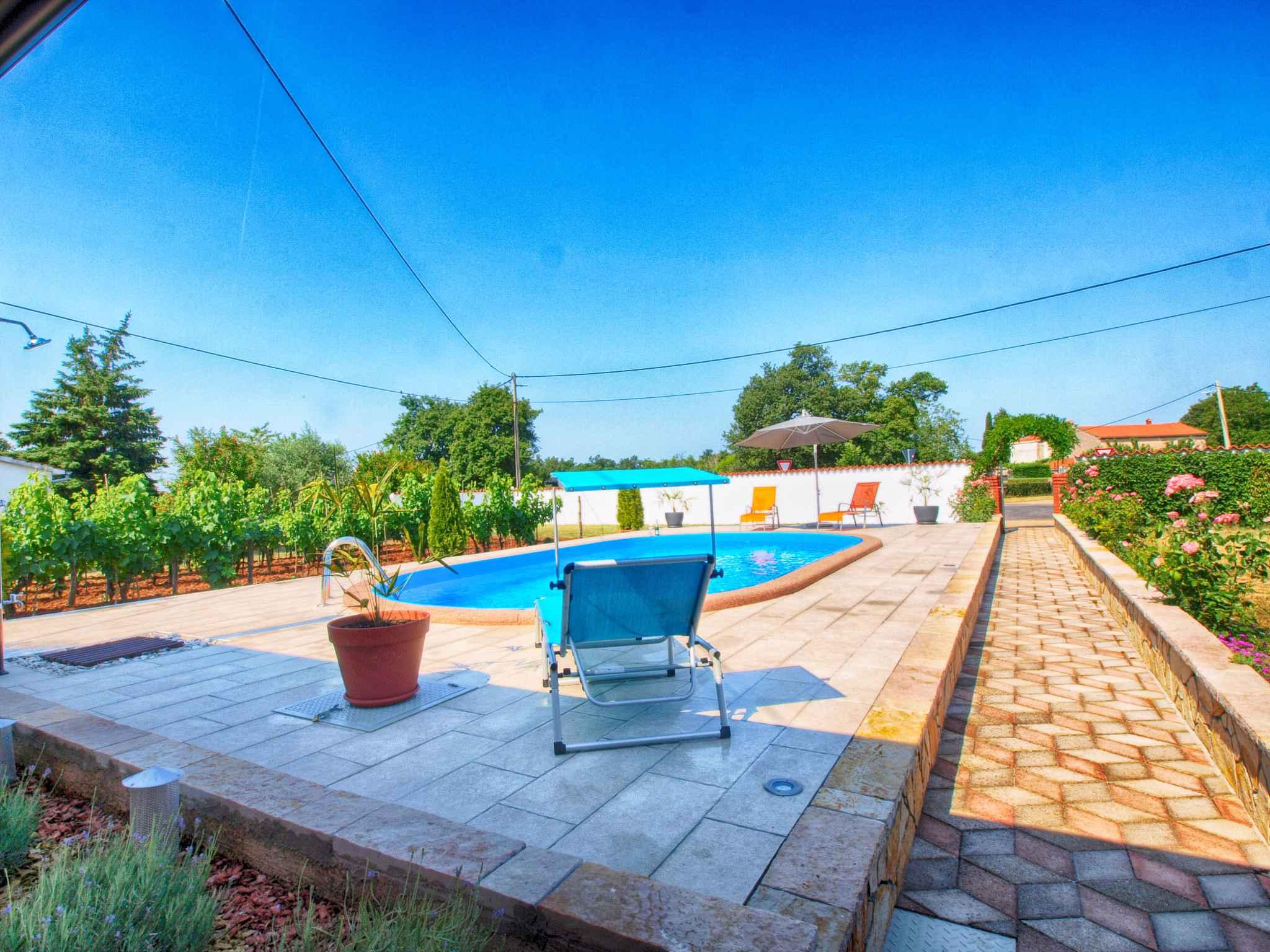 Ferienhaus mit Pool und Klimaanlage (2185591), Marcana, , Istrien, Kroatien, Bild 10