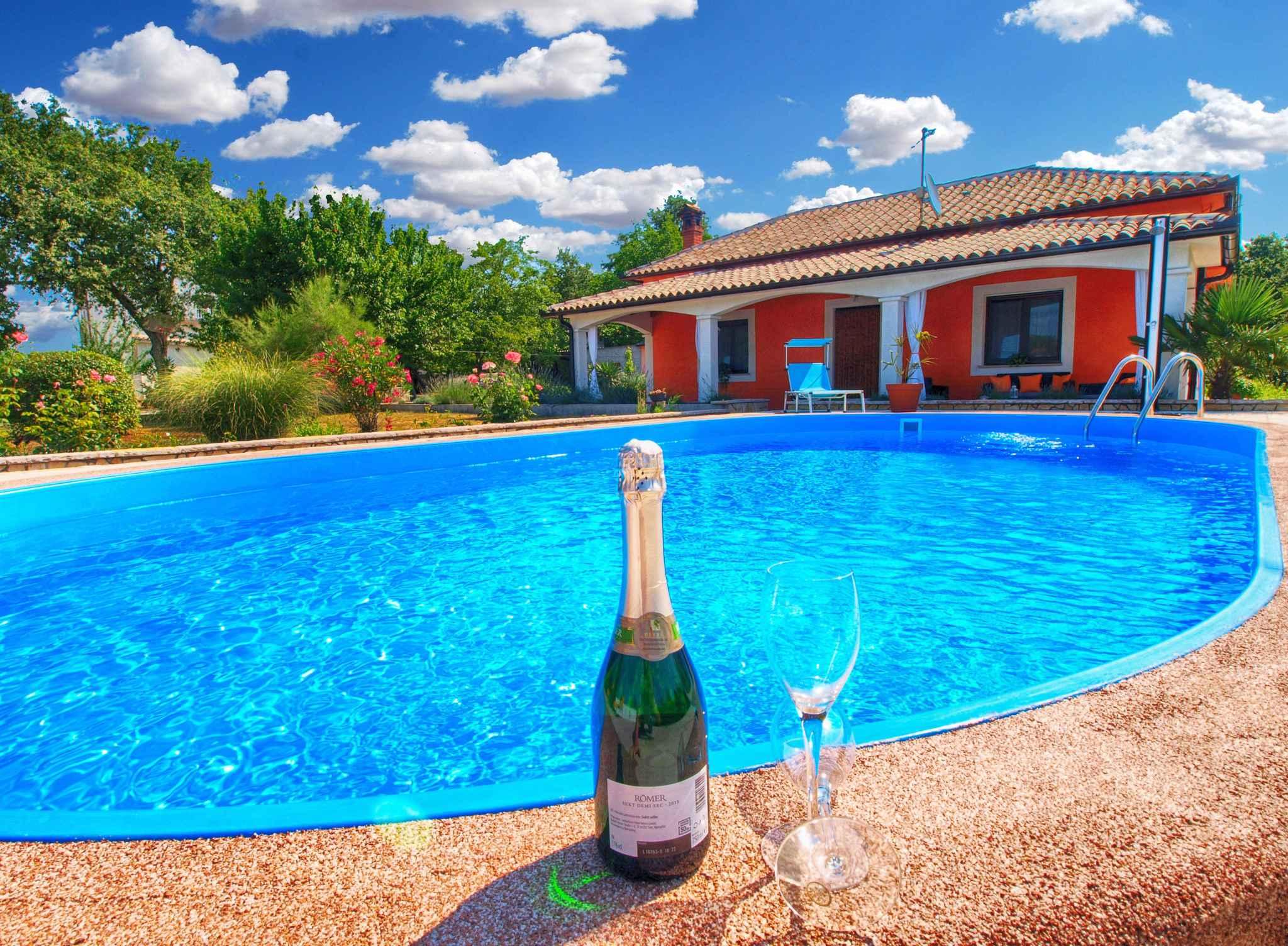 Ferienhaus mit Pool und Klimaanlage (2185591), Marcana, , Istrien, Kroatien, Bild 11