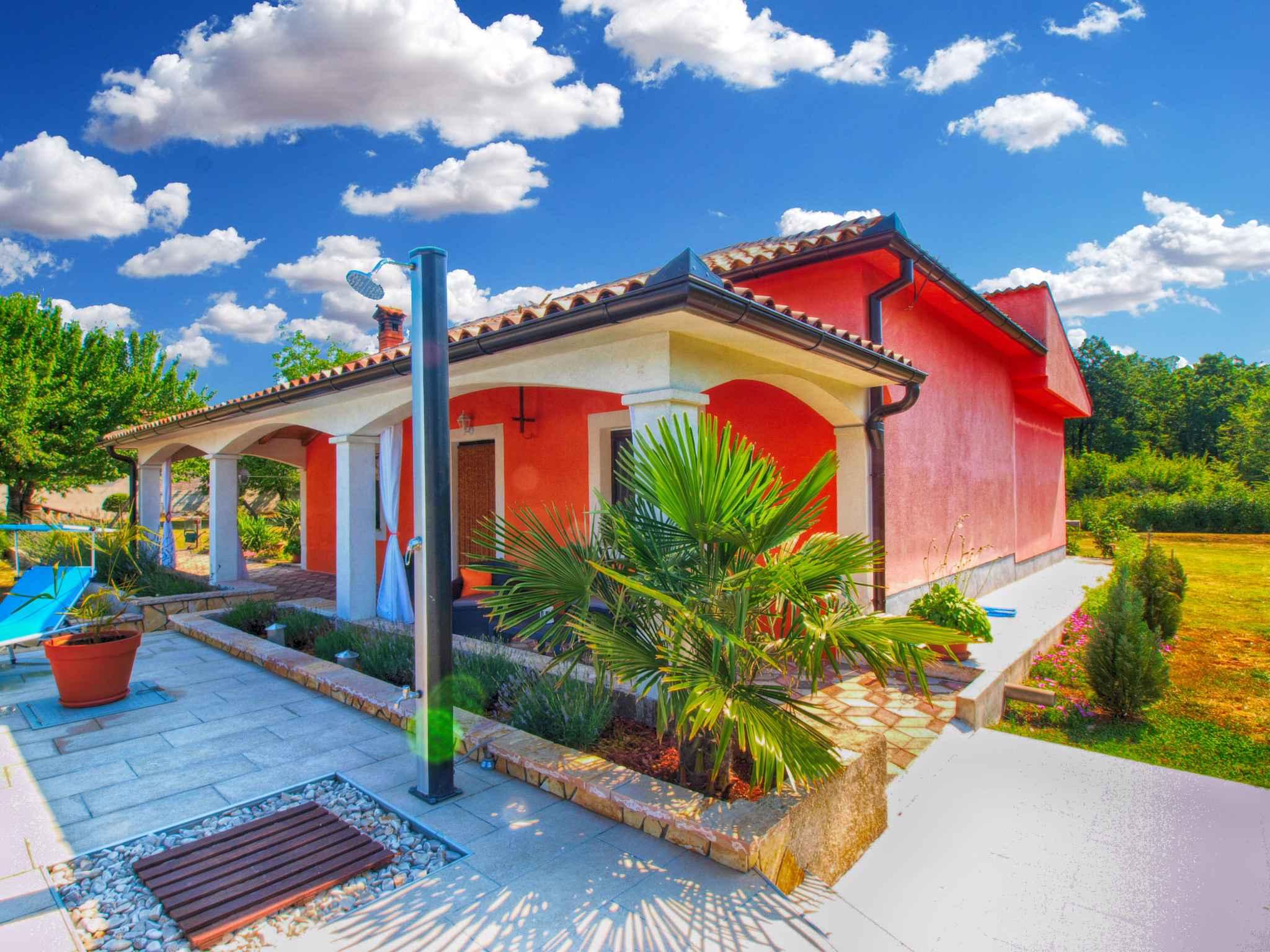 Ferienhaus mit Pool und Klimaanlage (2185591), Marcana, , Istrien, Kroatien, Bild 9