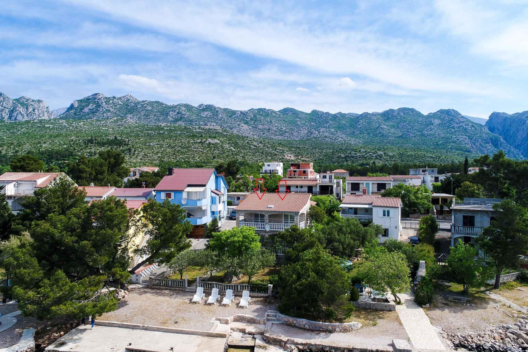 Ferienwohnung mit Panoramameerblick (287921), Starigrad Paklenica, , Dalmatien, Kroatien, Bild 5