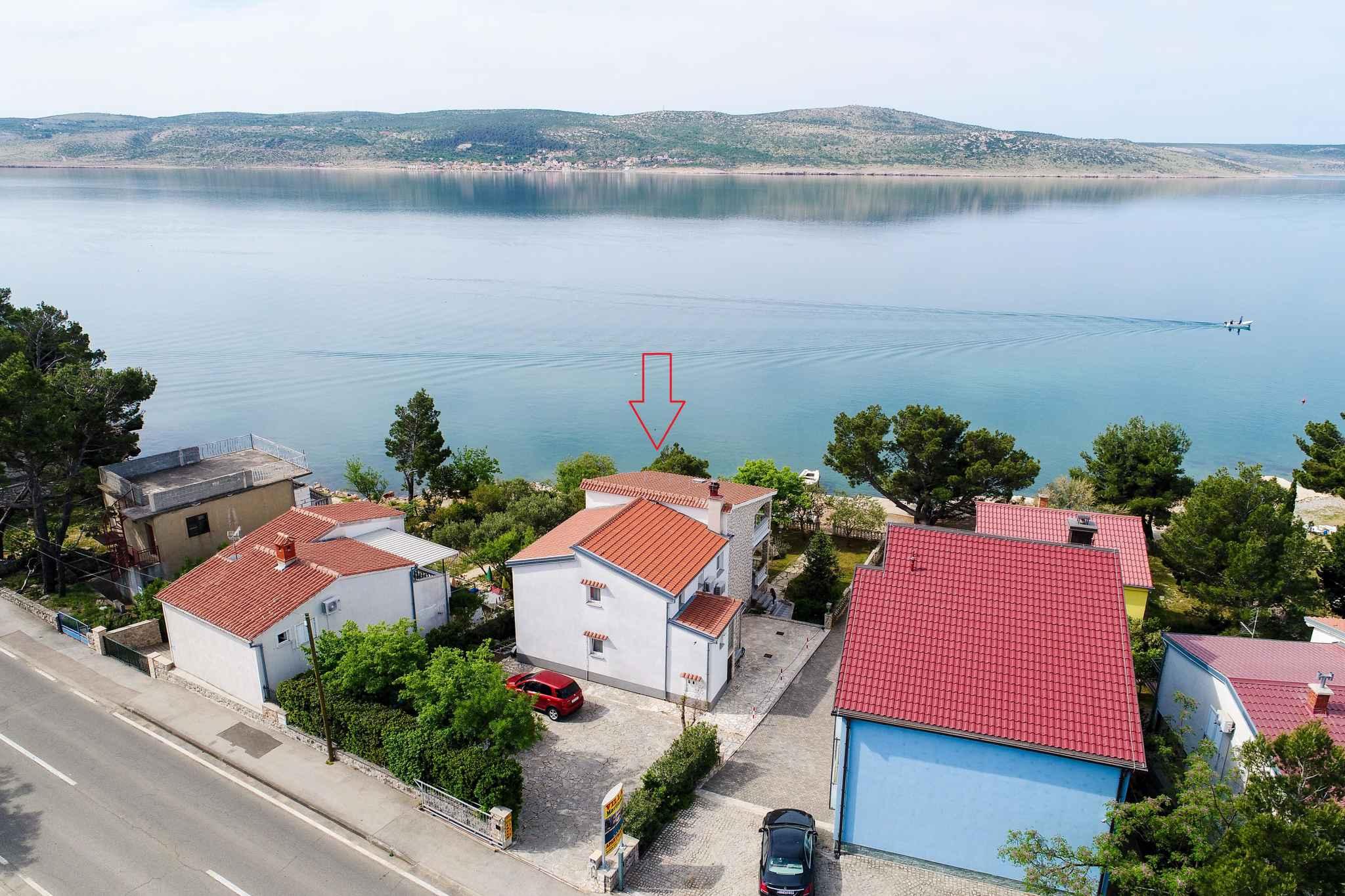 Ferienwohnung mit Panoramameerblick (287921), Starigrad Paklenica, , Dalmatien, Kroatien, Bild 6