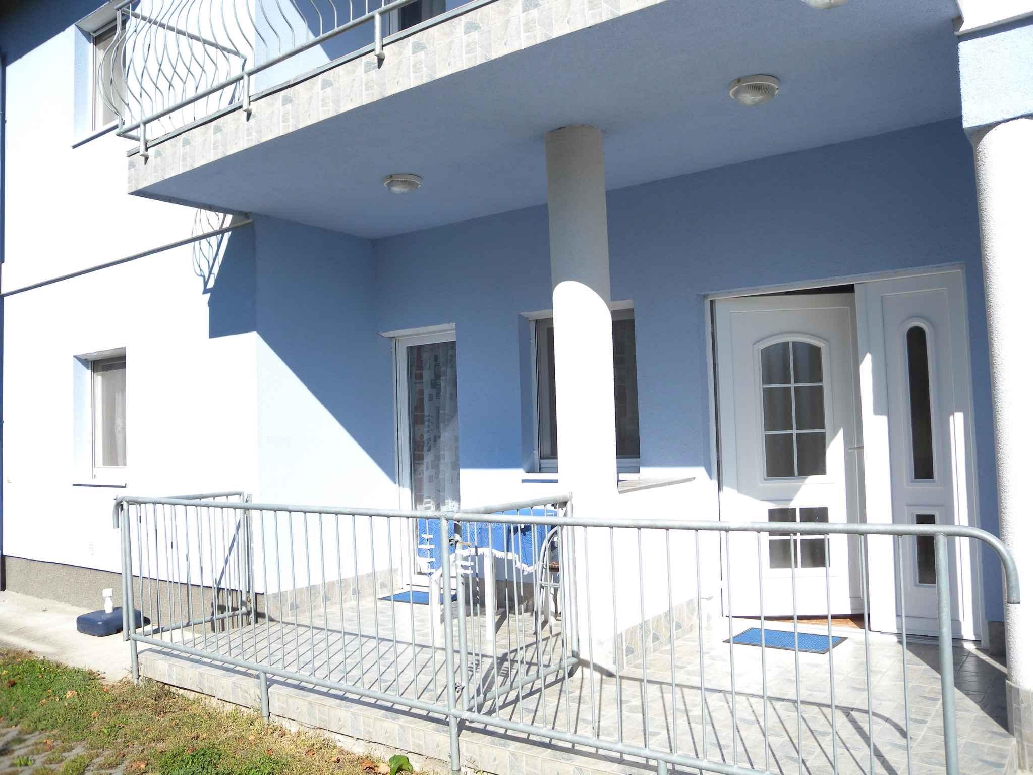 Ferienwohnung im Erdgeschoss mit Terrasse  in Ungarn