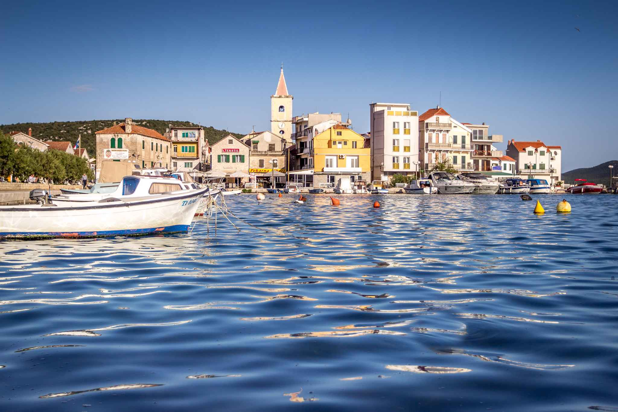 Ferienhaus mit Pool zur gemeinsamen Nutzung (288012), Pirovac, , Dalmatien, Kroatien, Bild 11