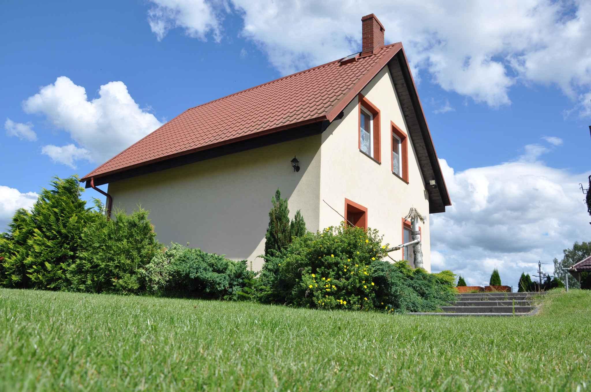 Ferienhaus 300 m od jeziora, 30 km od Morza Ba?tyc Ferienhaus in Polen