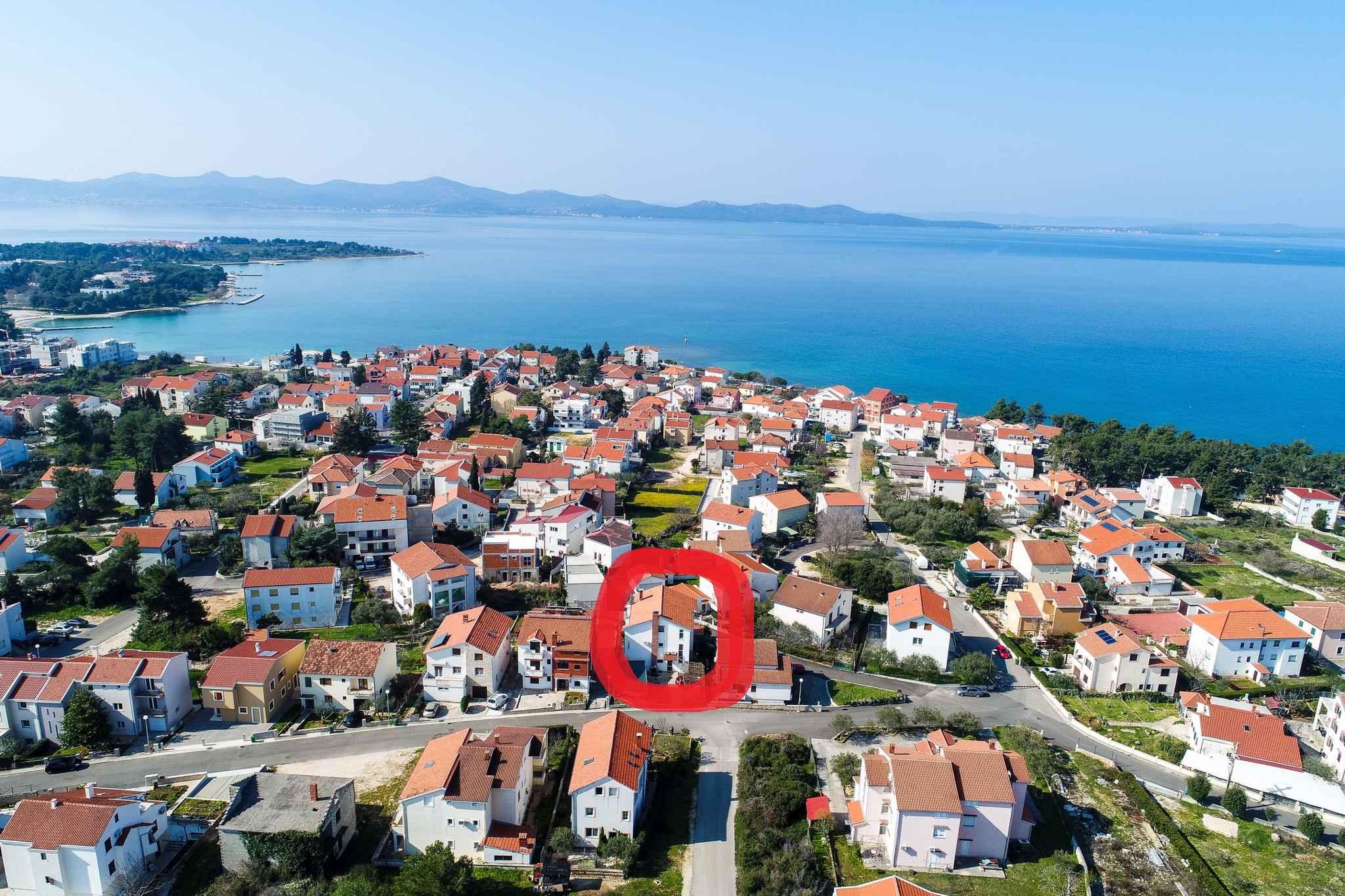 Ferienwohnung mit Meerblick (278910), Zadar, , Dalmatien, Kroatien, Bild 6