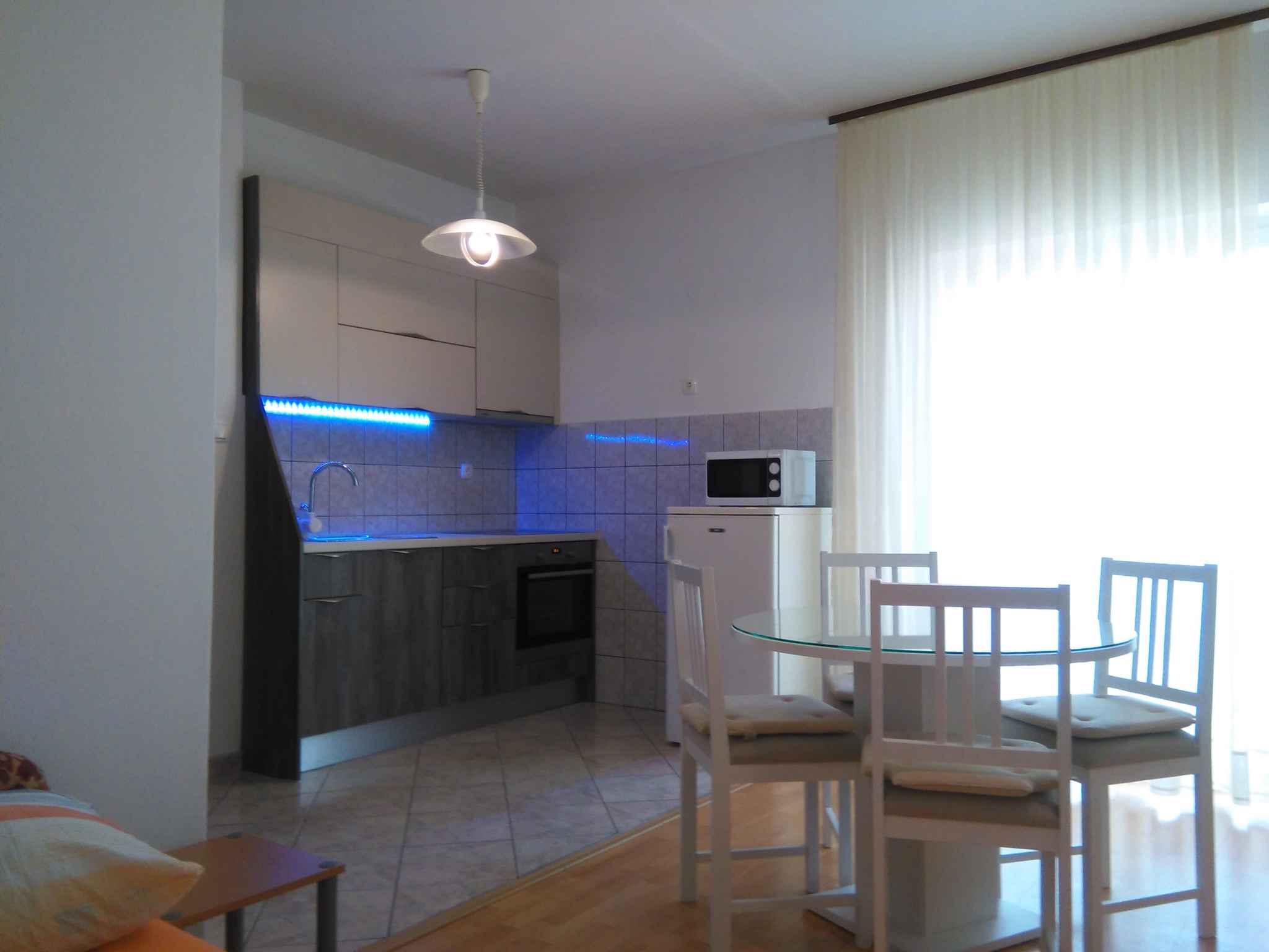 Ferienwohnung Studio mit grosser Terrasse (278911), Zadar, , Dalmatien, Kroatien, Bild 11
