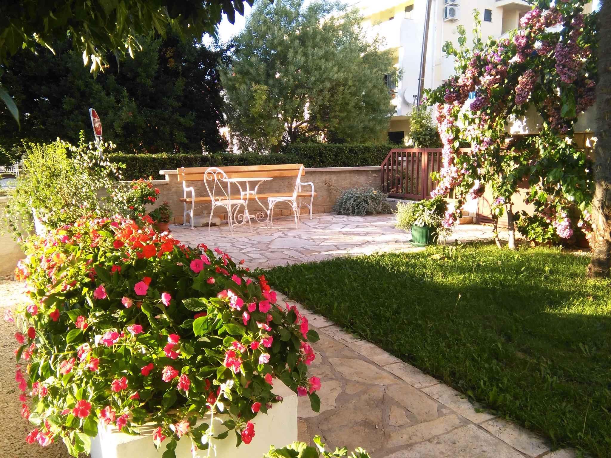 Ferienwohnung Studio mit grosser Terrasse (278911), Zadar, , Dalmatien, Kroatien, Bild 6