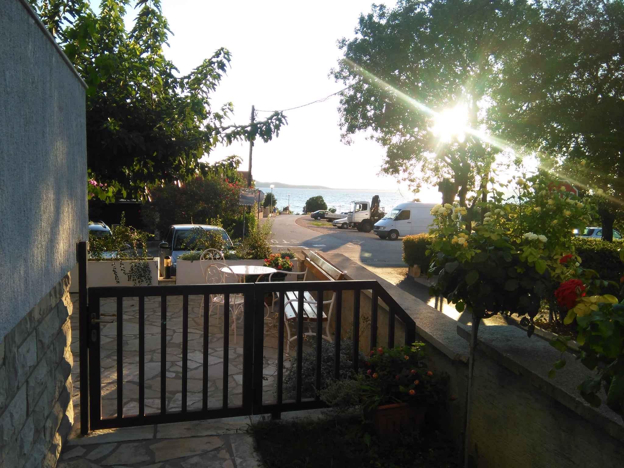 Ferienwohnung Studio mit grosser Terrasse (278911), Zadar, , Dalmatien, Kroatien, Bild 7