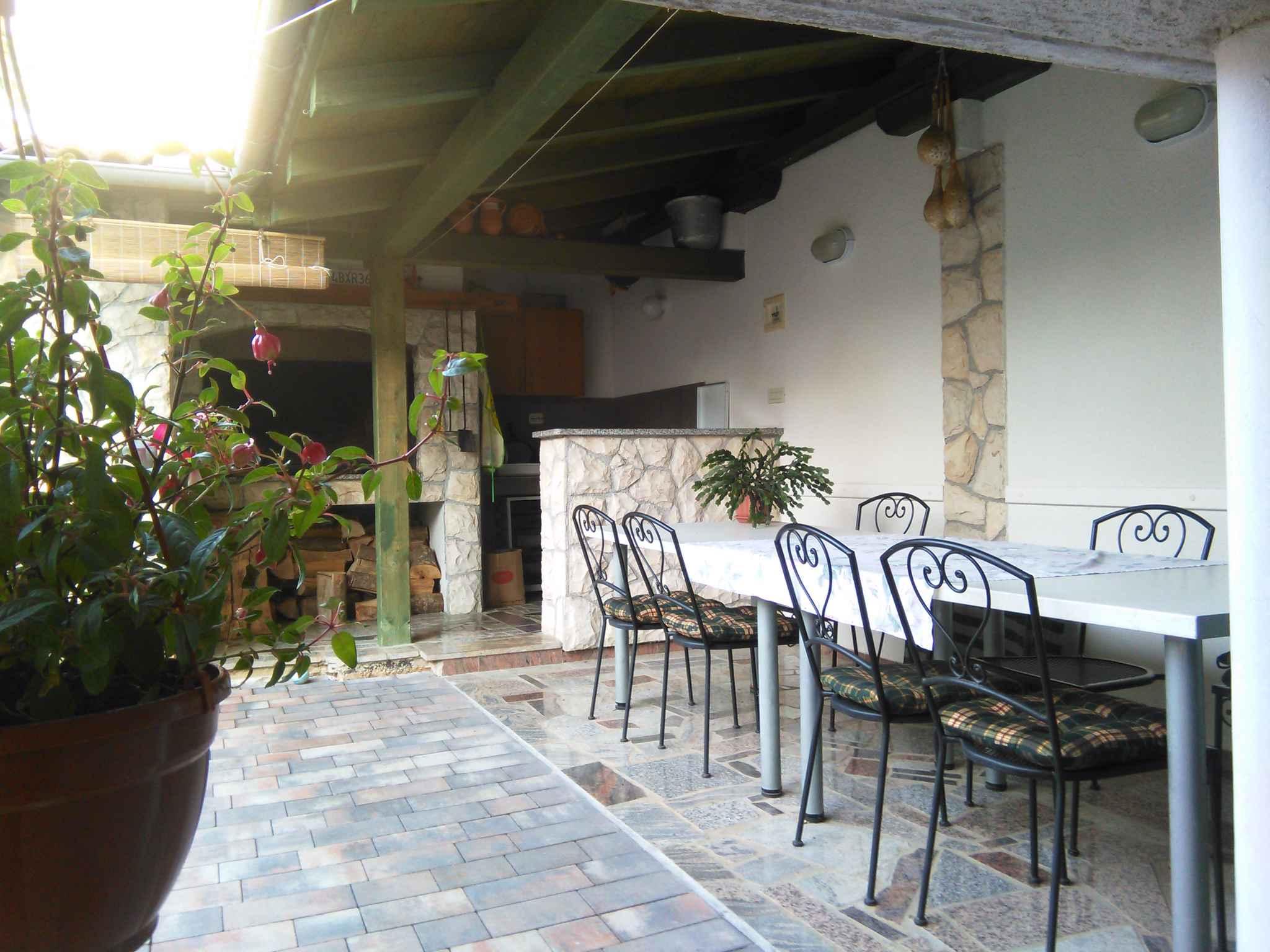 Ferienwohnung Studio mit grosser Terrasse (278911), Zadar, , Dalmatien, Kroatien, Bild 4