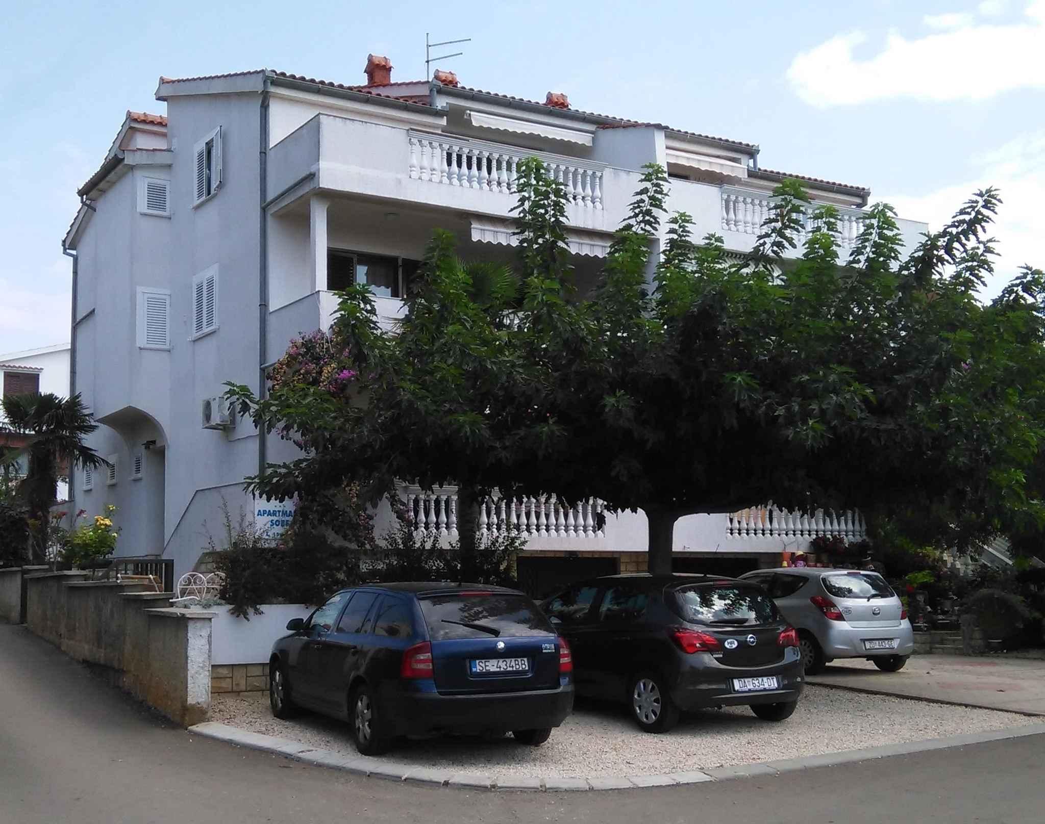 Ferienwohnung Studio mit grosser Terrasse (278911), Zadar, , Dalmatien, Kroatien, Bild 1