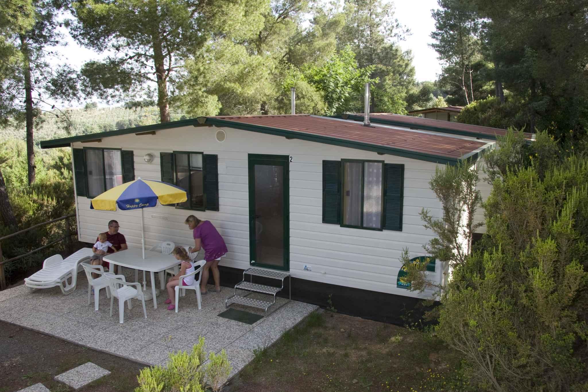 Ferienwohnung Mobilehome mit Terrasse (2326121), Eboli, Salerno, Kampanien, Italien, Bild 6