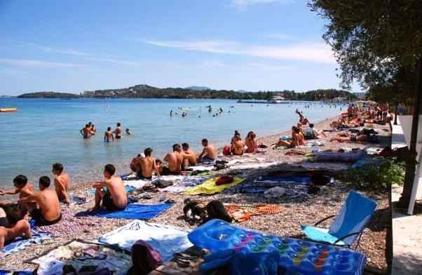 Ferienwohnung Mobilehome mit Terrasse (2590414), Paleokastritsa, Korfu, Ionische Inseln, Griechenland, Bild 13