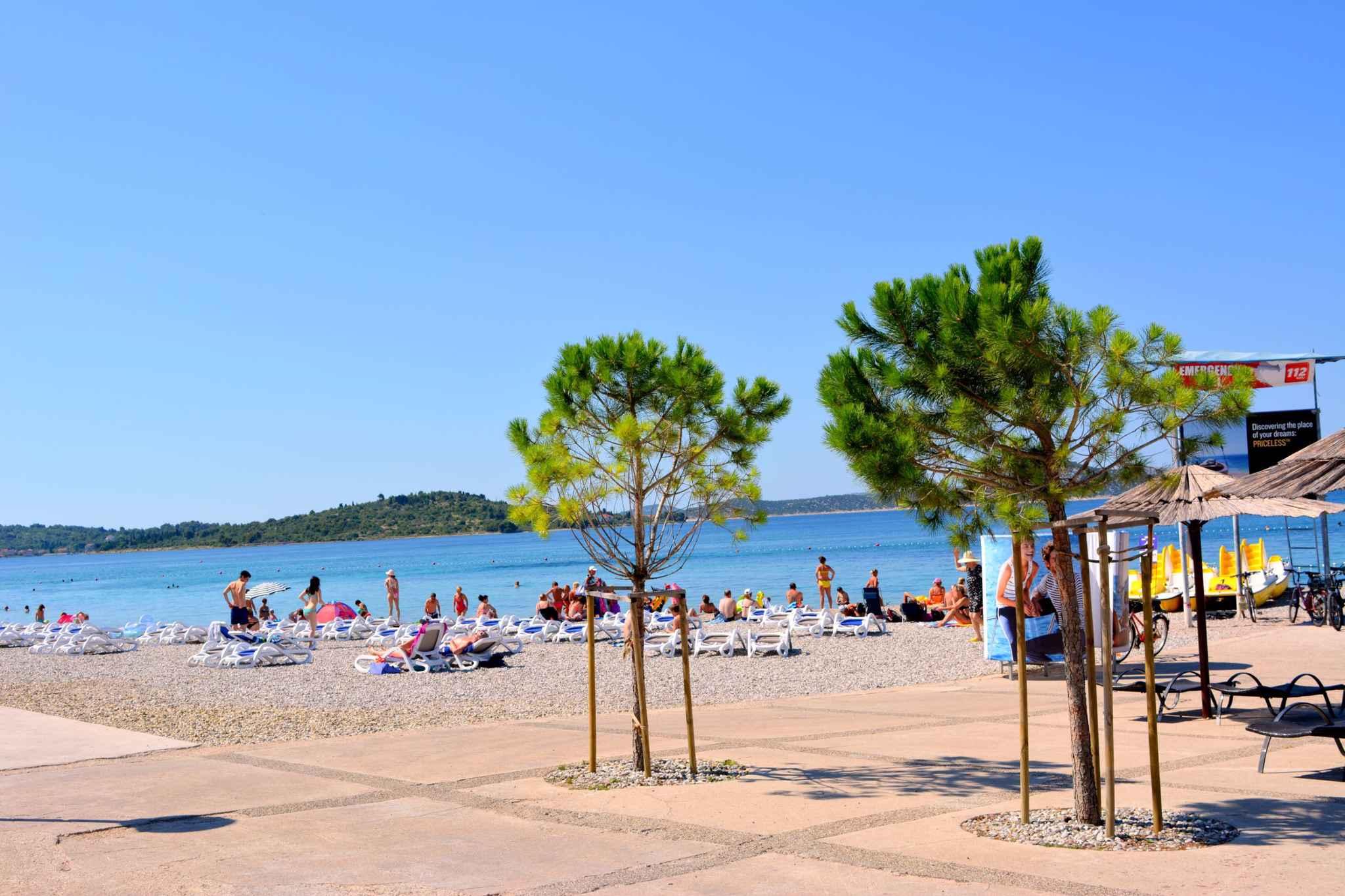 Ferienwohnung mit Balkon und nur 200 m bis zum Strand (278777), Vodice, , Dalmatien, Kroatien, Bild 11