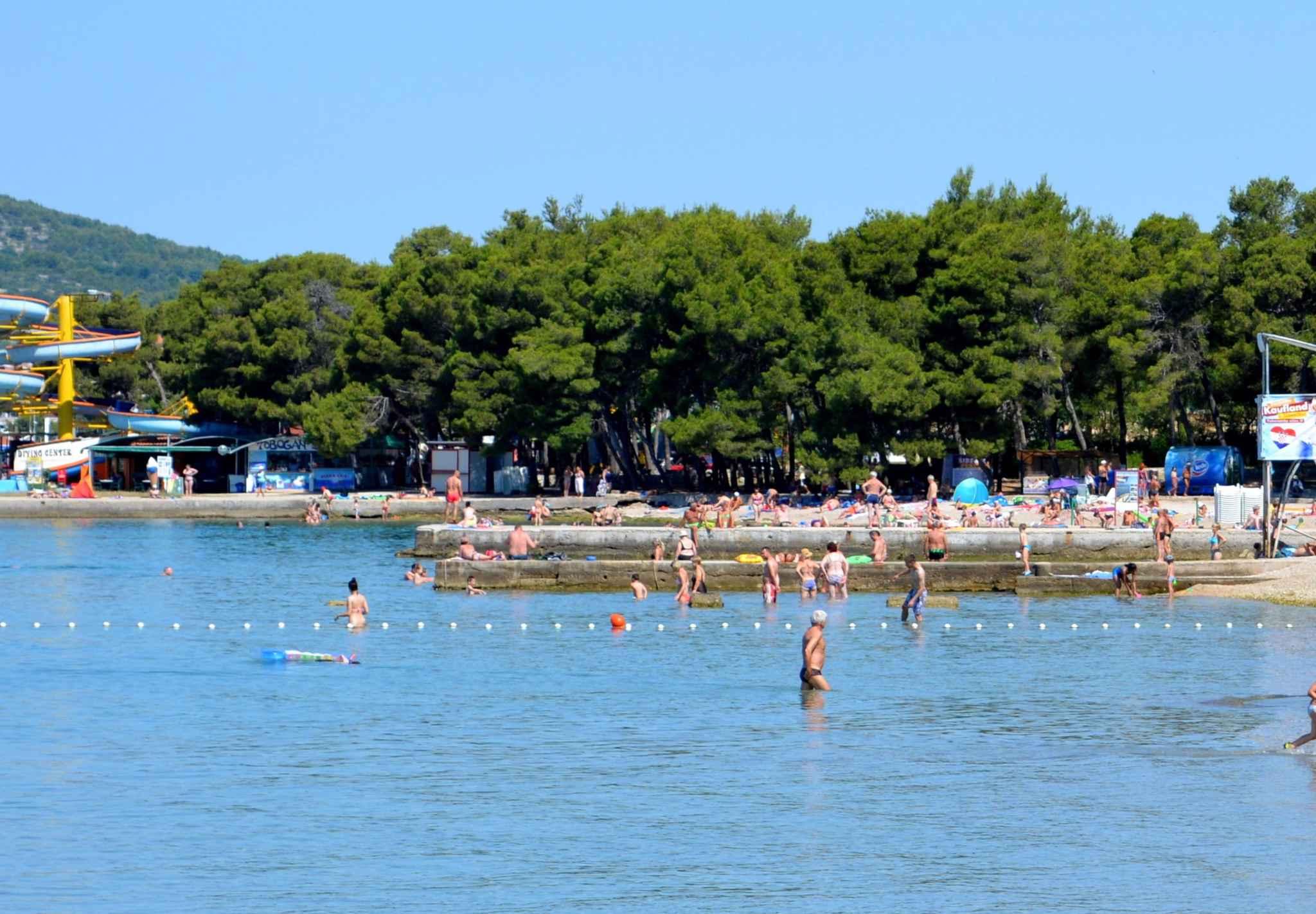 Ferienwohnung mit Balkon und nur 200 m bis zum Strand (278777), Vodice, , Dalmatien, Kroatien, Bild 12