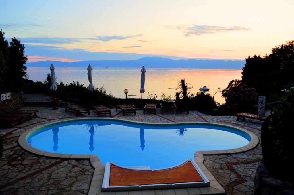 Ferienhaus Bungalow direkt am Meer (2343076), Kraljevica, , Kvarner, Kroatien, Bild 18