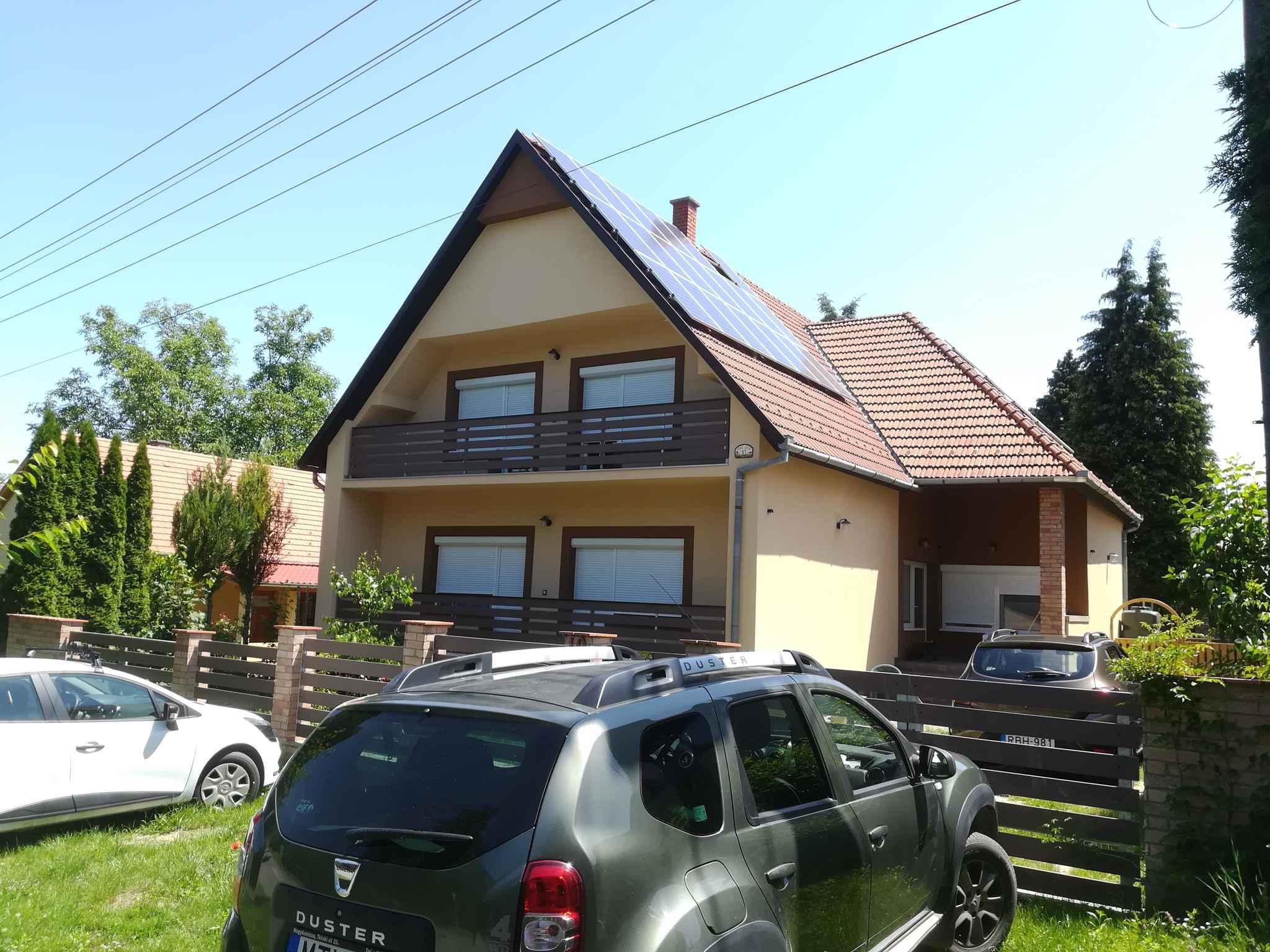 Ferienhaus mit Kajak, Fahrräder und Whirlpool Ferienhaus in Ungarn