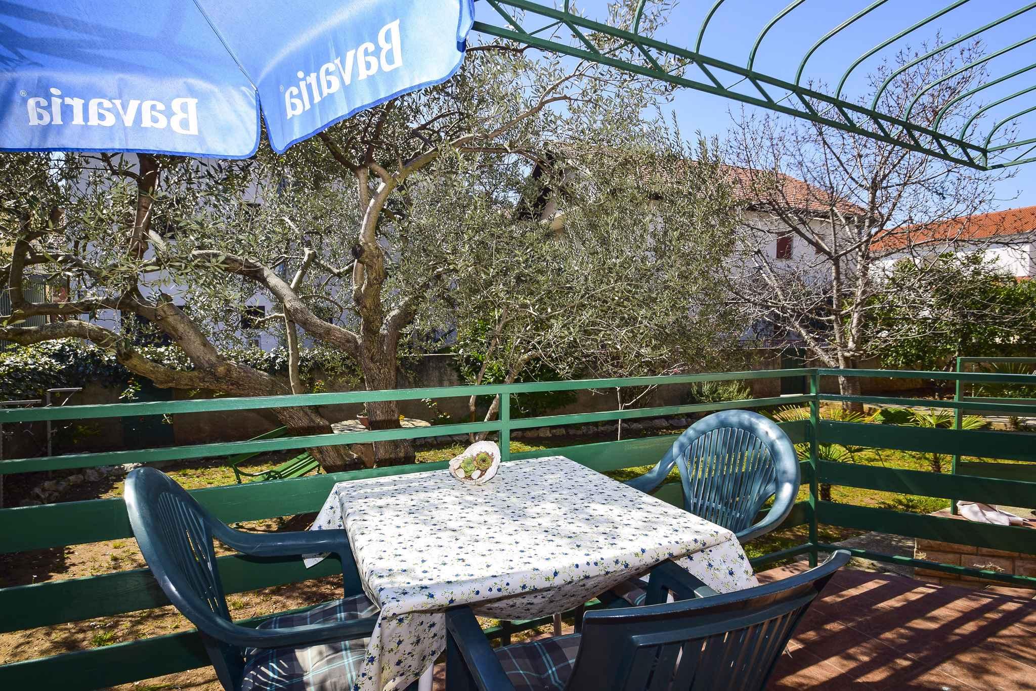 Ferienwohnung mit überdachter Terrasse (278787), Vodice, , Dalmatien, Kroatien, Bild 5
