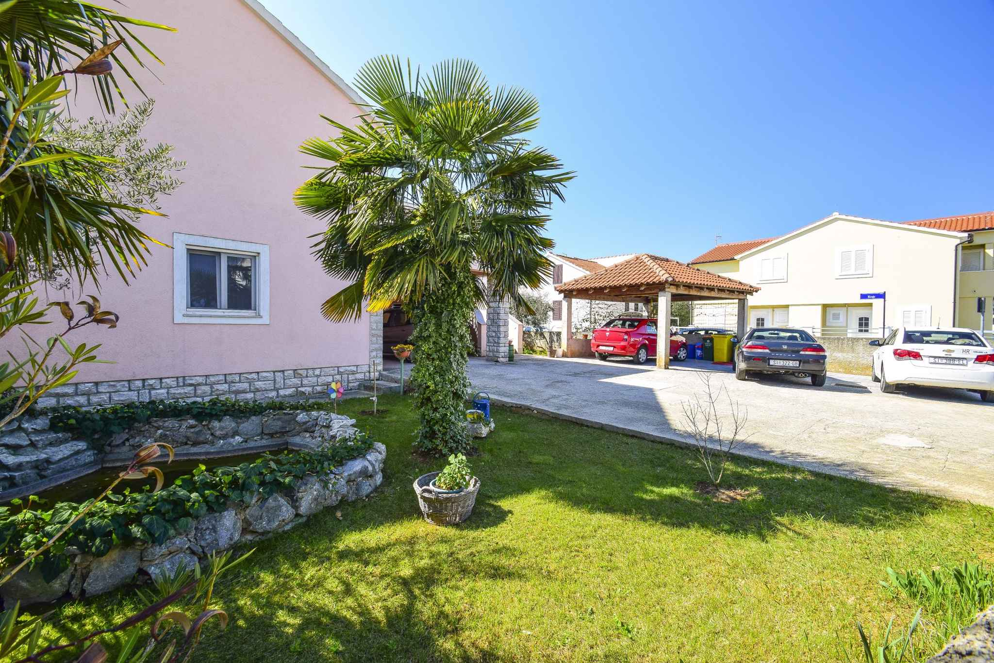 Ferienwohnung mit überdachter Terrasse (278787), Vodice, , Dalmatien, Kroatien, Bild 3