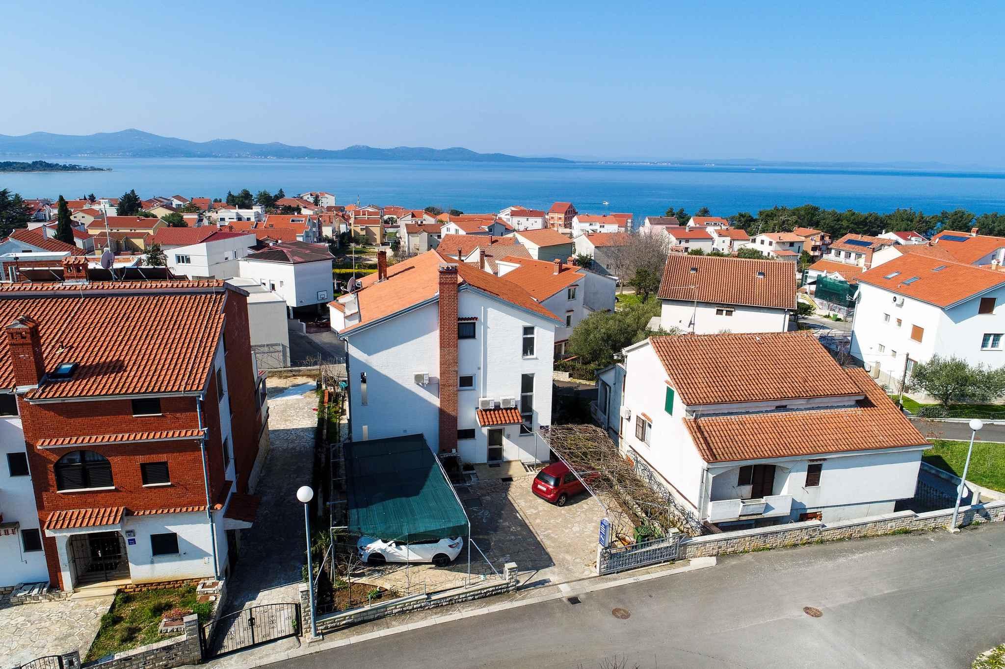 Ferienwohnung mit 4 Bäder nur 250 m von der Adria (278909), Zadar, , Dalmatien, Kroatien, Bild 3