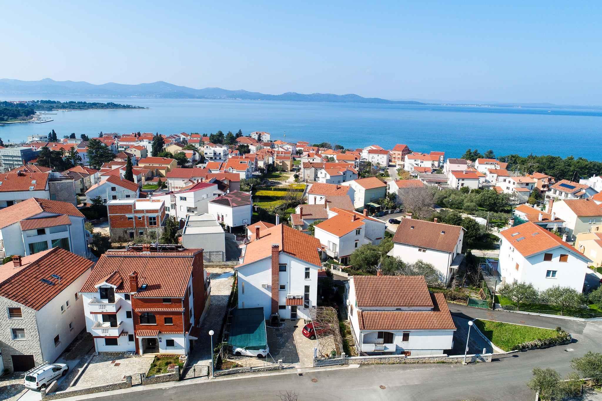 Ferienwohnung mit 4 Bäder nur 250 m von der Adria (278909), Zadar, , Dalmatien, Kroatien, Bild 4