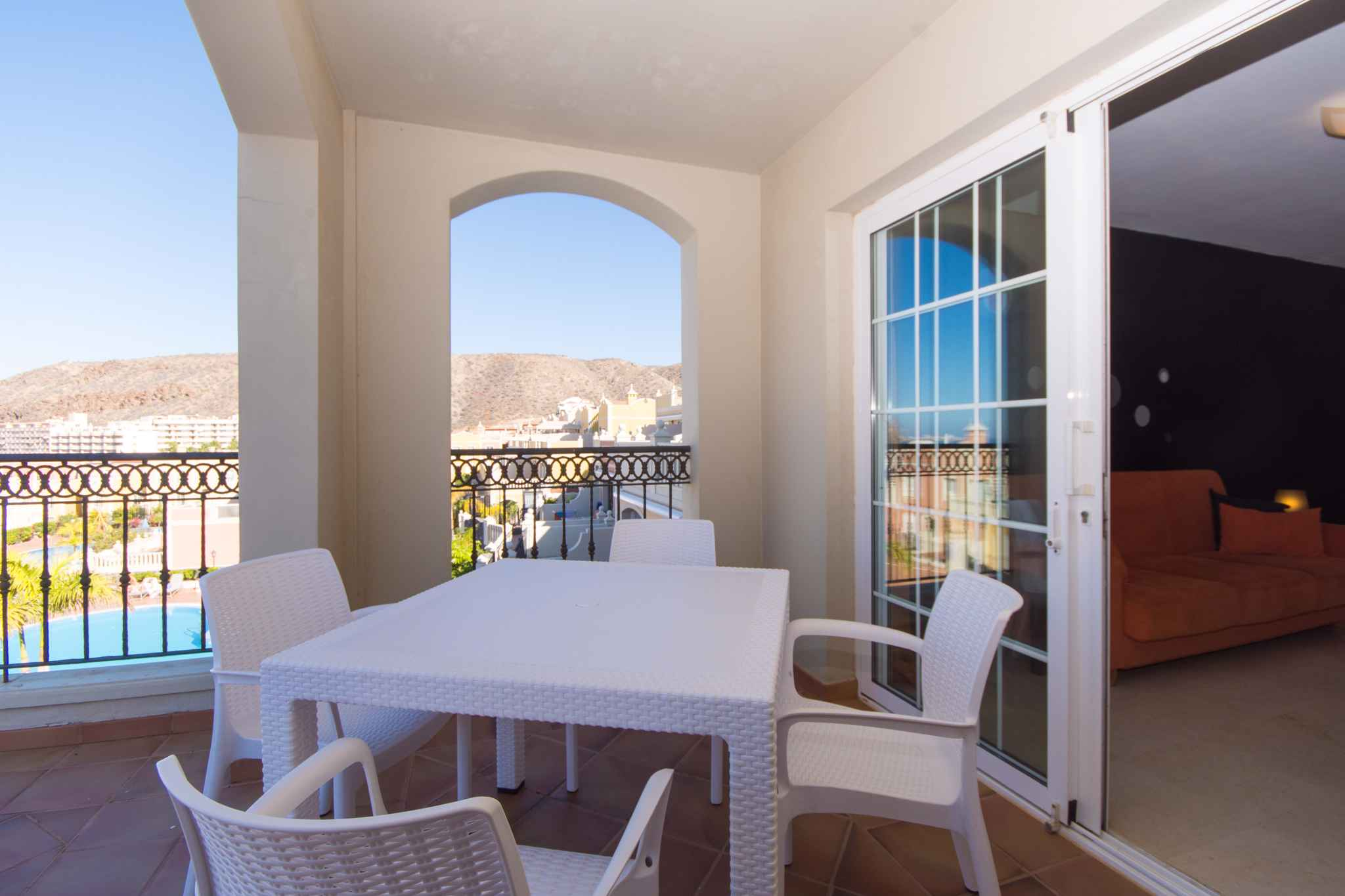 Holiday apartment mit Pool in Ferienanlage (2377552), Palm-Mar, Tenerife, Canary Islands, Spain, picture 2