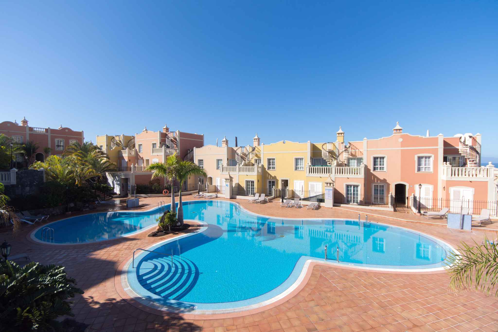 Holiday apartment mit Pool in Ferienanlage (2377552), Palm-Mar, Tenerife, Canary Islands, Spain, picture 8
