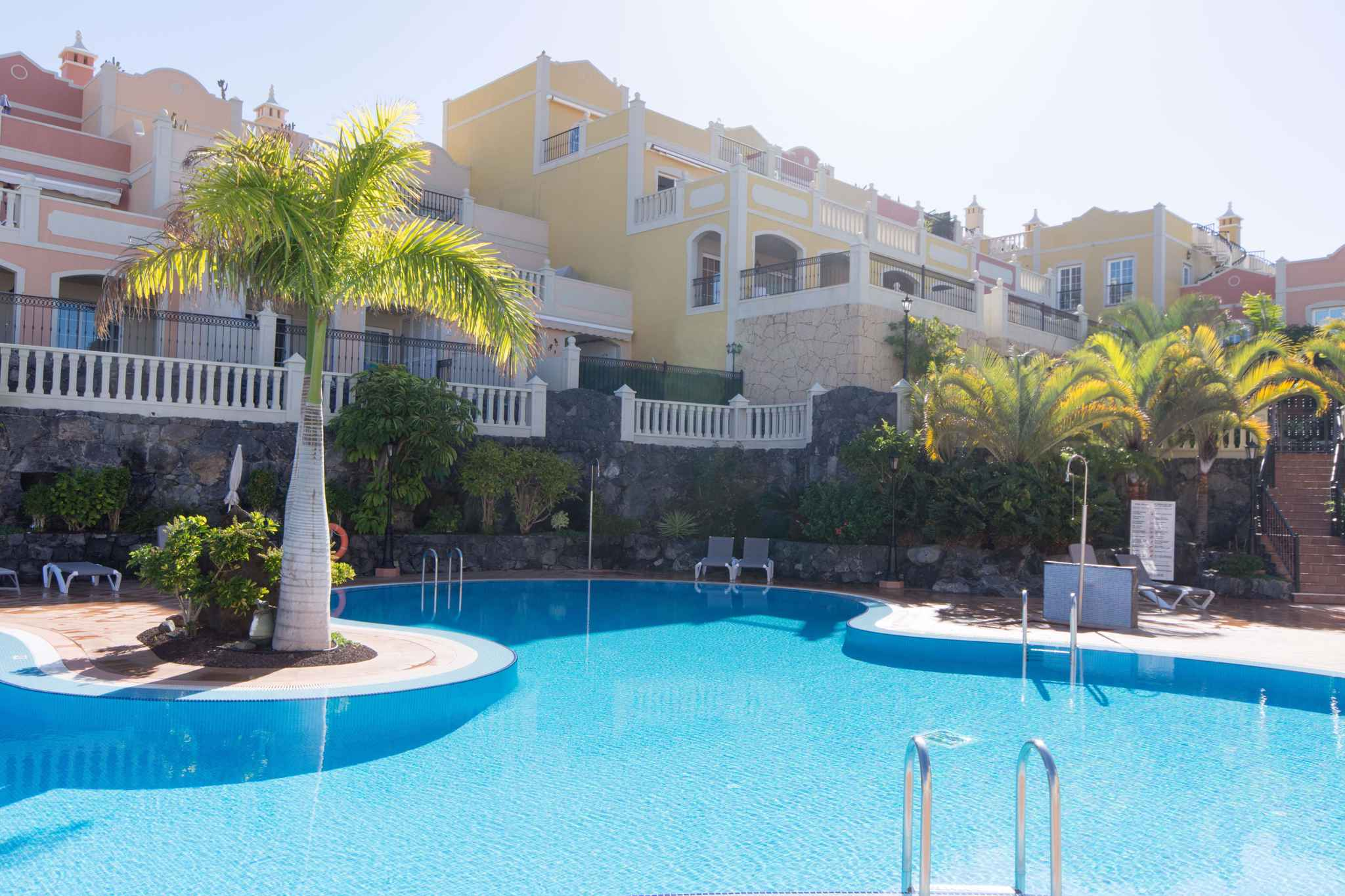 Holiday apartment mit Pool in Ferienanlage (2377552), Palm-Mar, Tenerife, Canary Islands, Spain, picture 9