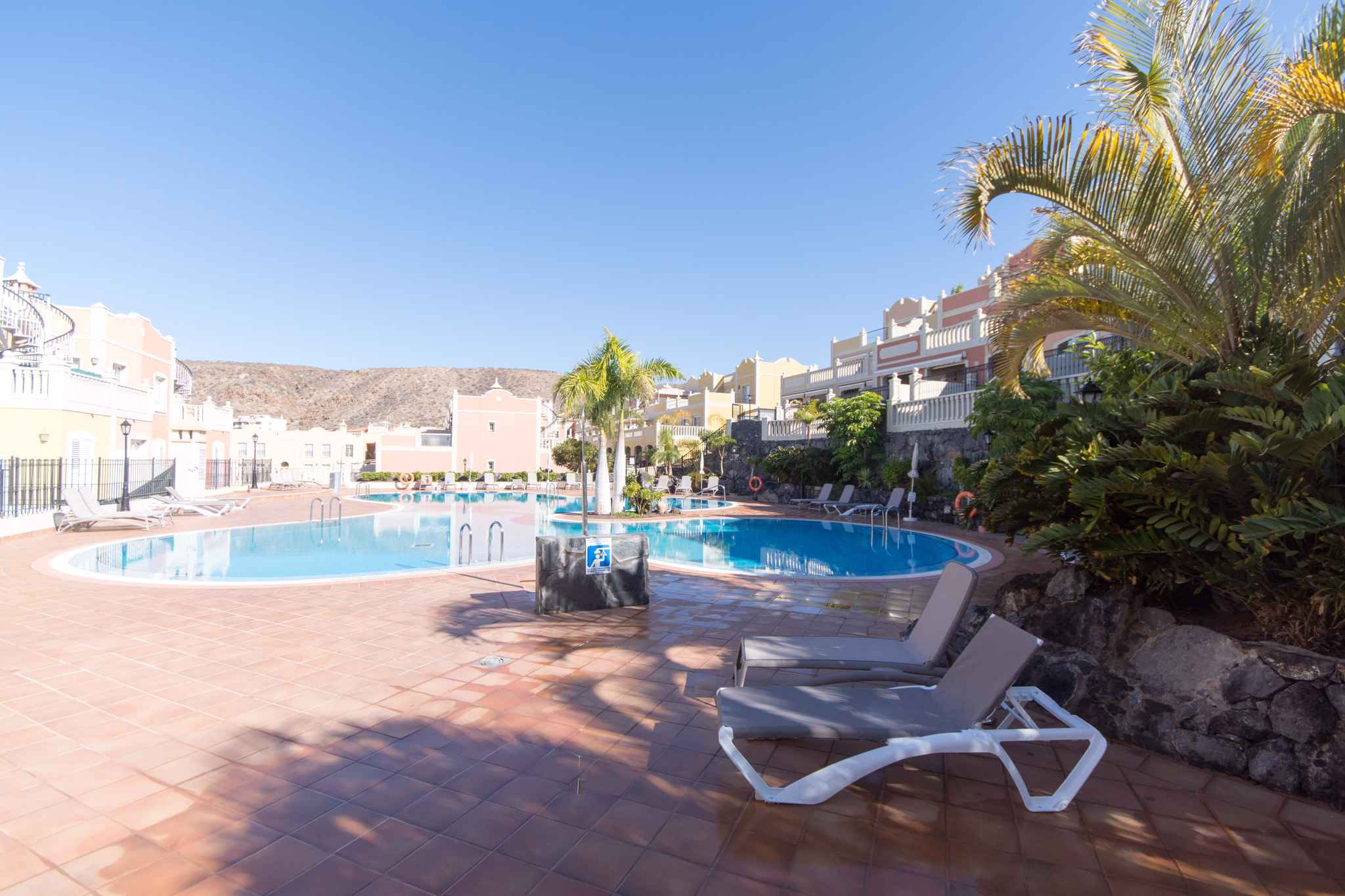 Holiday apartment mit Pool in Ferienanlage (2377552), Palm-Mar, Tenerife, Canary Islands, Spain, picture 10