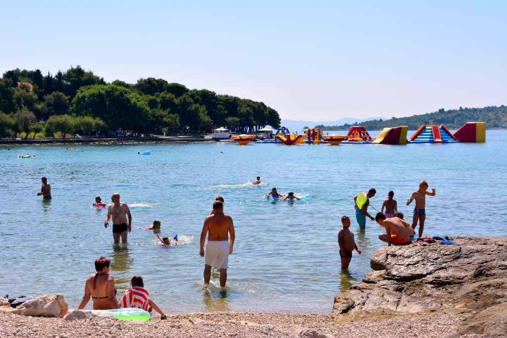 Ferienwohnung mit Klimaanlage und Balkon (278865), Vodice, , Dalmatien, Kroatien, Bild 6