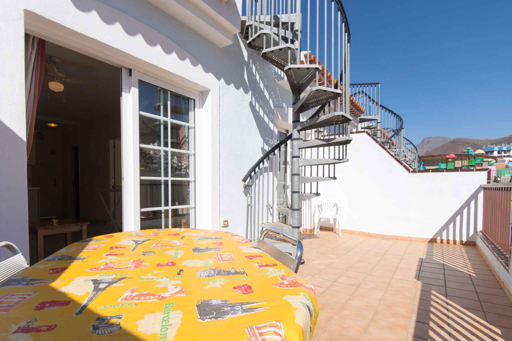 Holiday apartment mit Pool in Ferienanlage (2382979), Los Cristianos, Tenerife, Canary Islands, Spain, picture 2