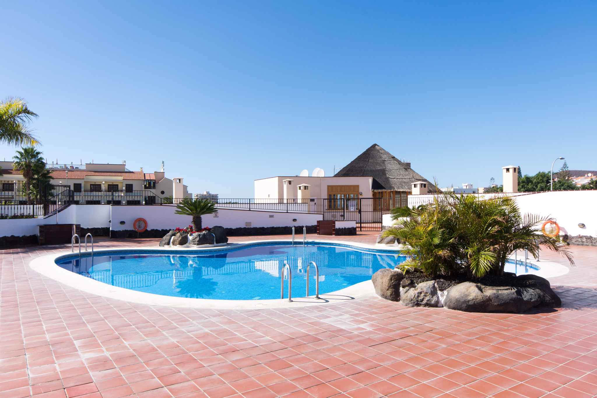 Holiday apartment mit Pool in Ferienanlage (2382979), Los Cristianos, Tenerife, Canary Islands, Spain, picture 1