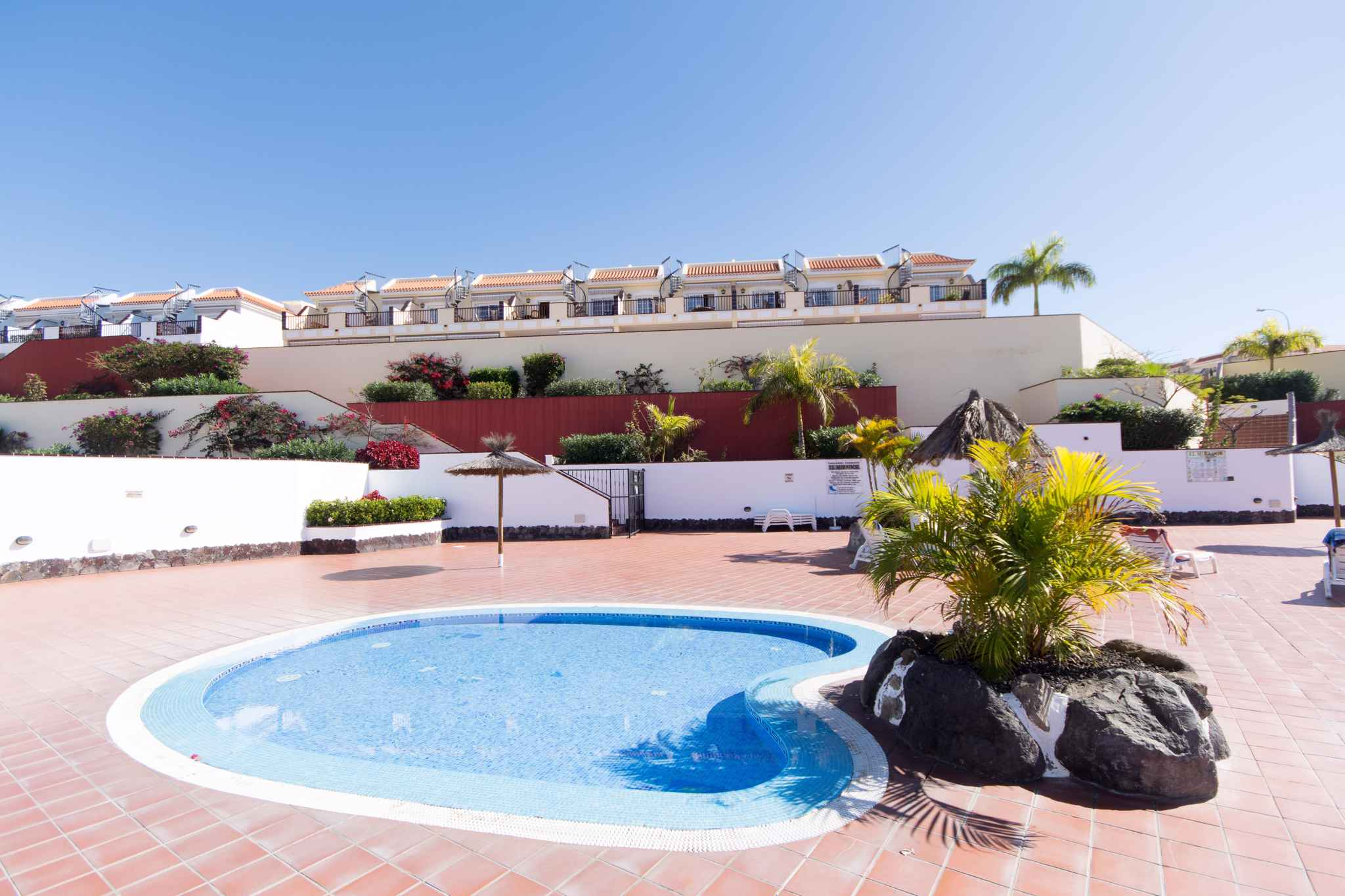 Holiday apartment mit Pool in Ferienanlage (2382979), Los Cristianos, Tenerife, Canary Islands, Spain, picture 7