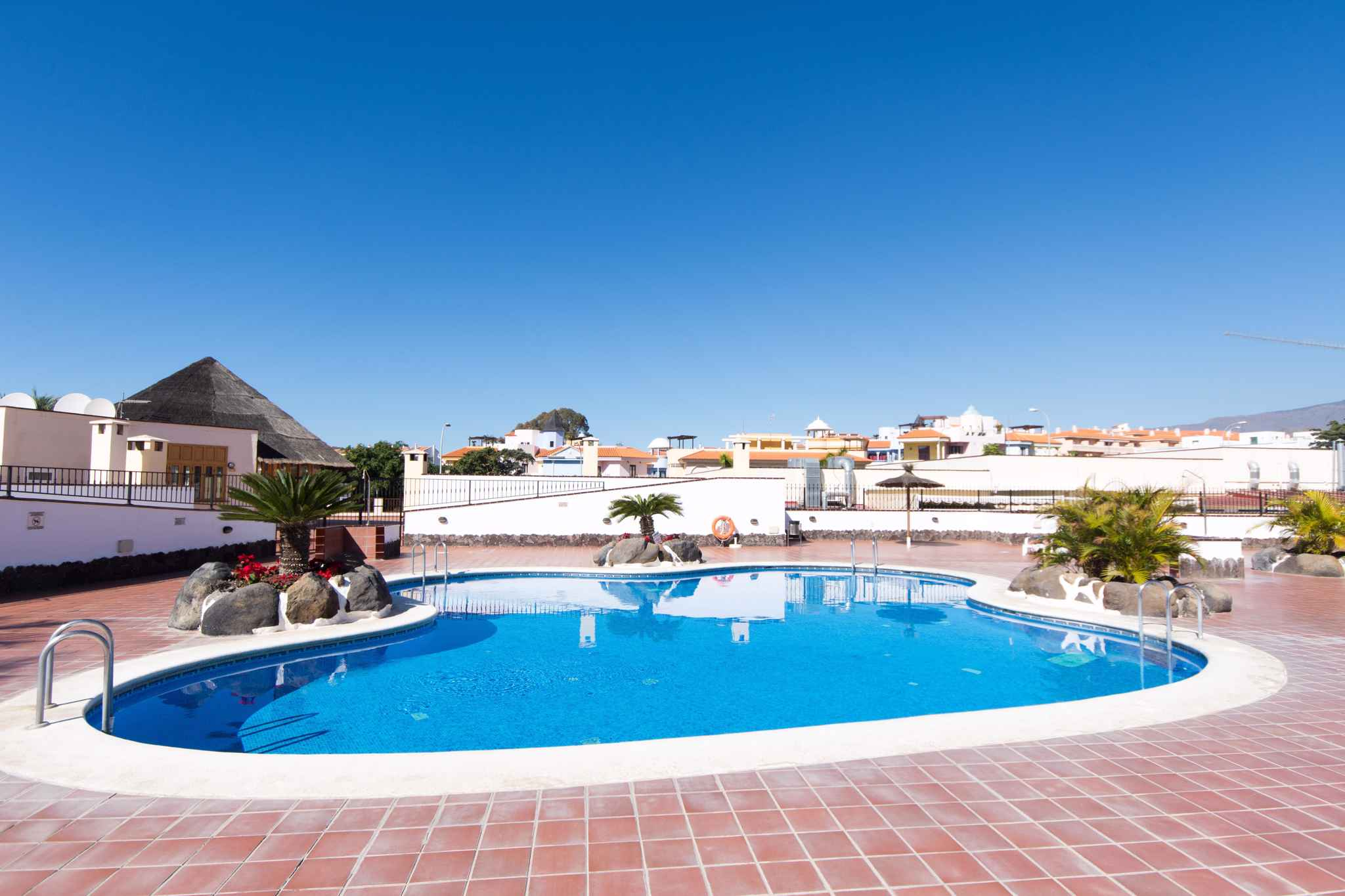 Holiday apartment mit Pool in Ferienanlage (2382979), Los Cristianos, Tenerife, Canary Islands, Spain, picture 8