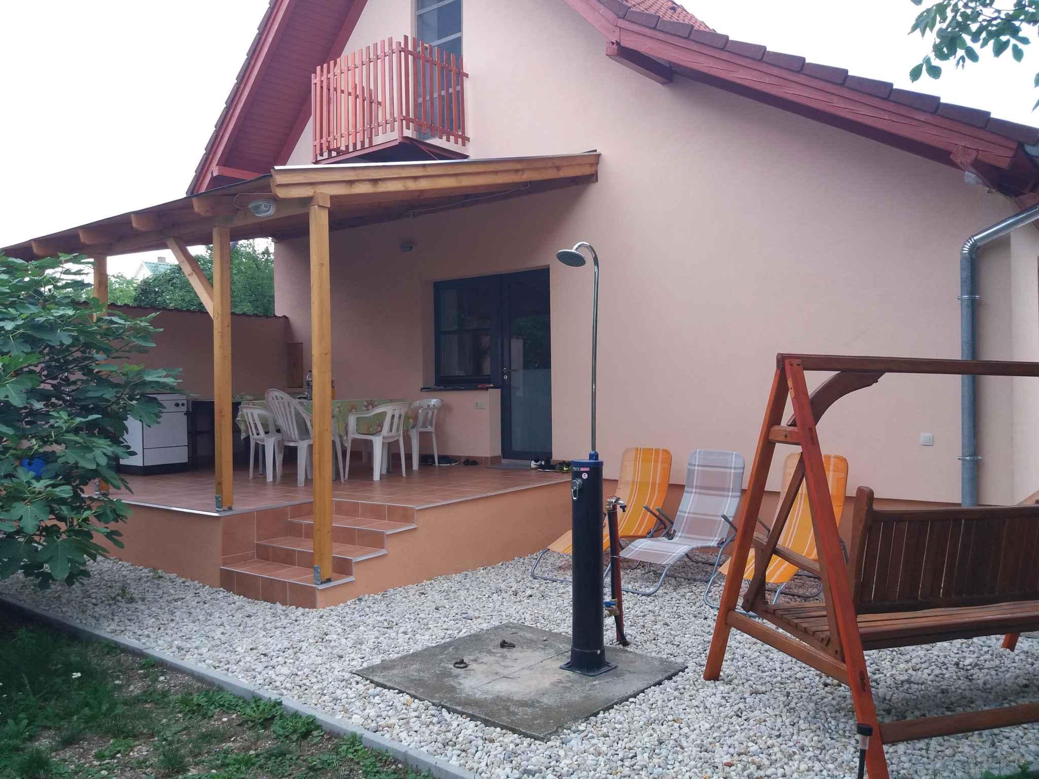 Ferienhaus A Balaton közelében, grill  in Ungarn