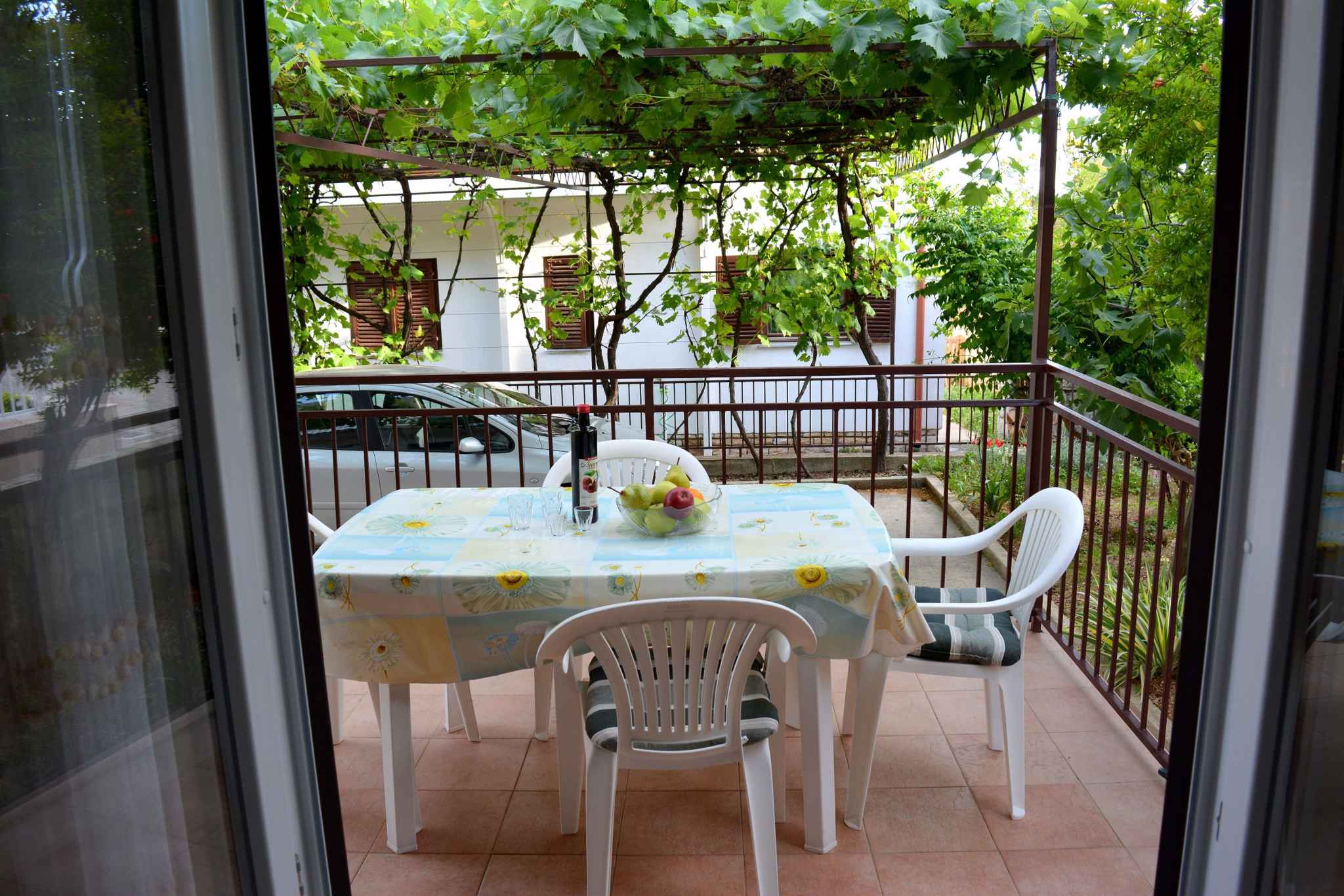 Ferienwohnung mit 15 qm Terrasse (278773), Vodice, , Dalmatien, Kroatien, Bild 4