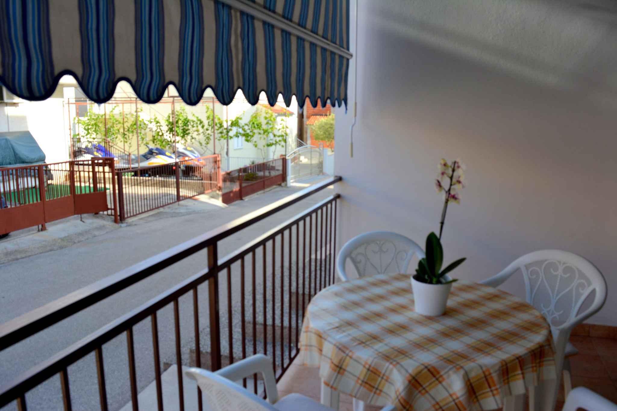 Appartement de vacances mit Terrasse und 500 m von der Adria (278774), Vodice, , Dalmatie, Croatie, image 4