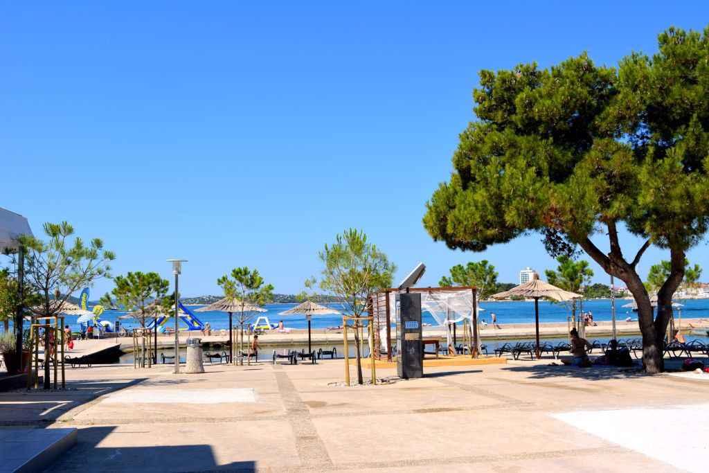 Ferienwohnung mit Klimaanlage und Balkon (278818), Vodice, , Dalmatien, Kroatien, Bild 11