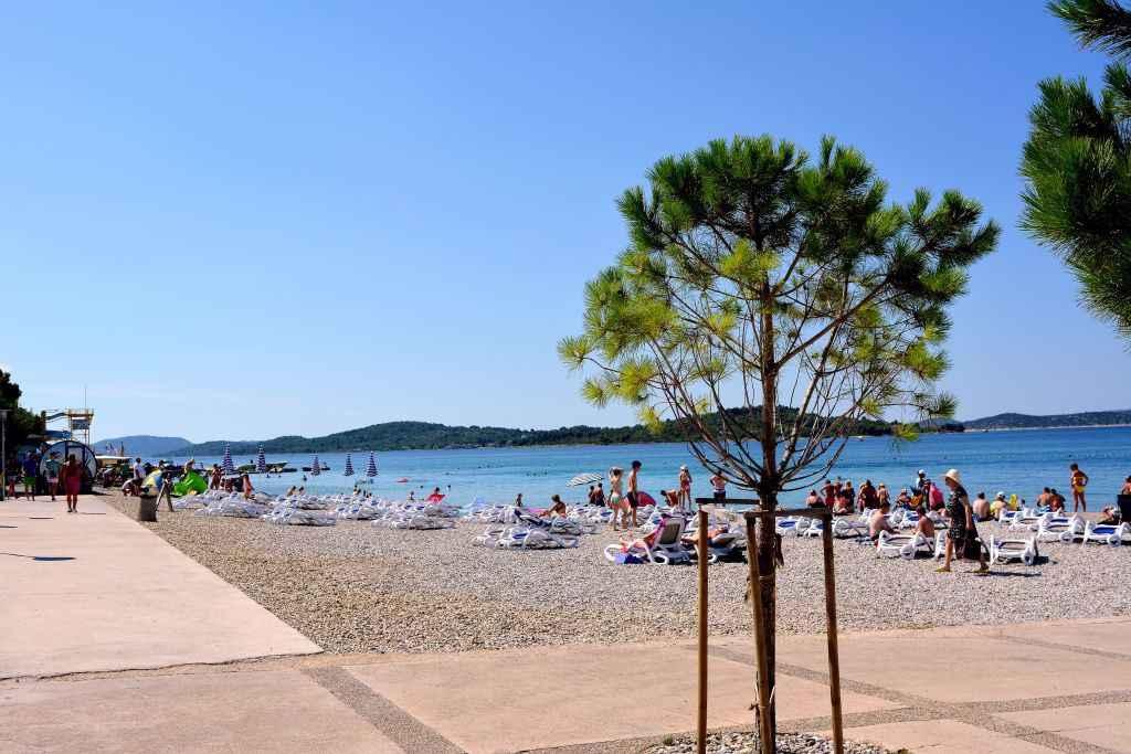 Ferienwohnung mit Klimaanlage und Balkon (278818), Vodice, , Dalmatien, Kroatien, Bild 13