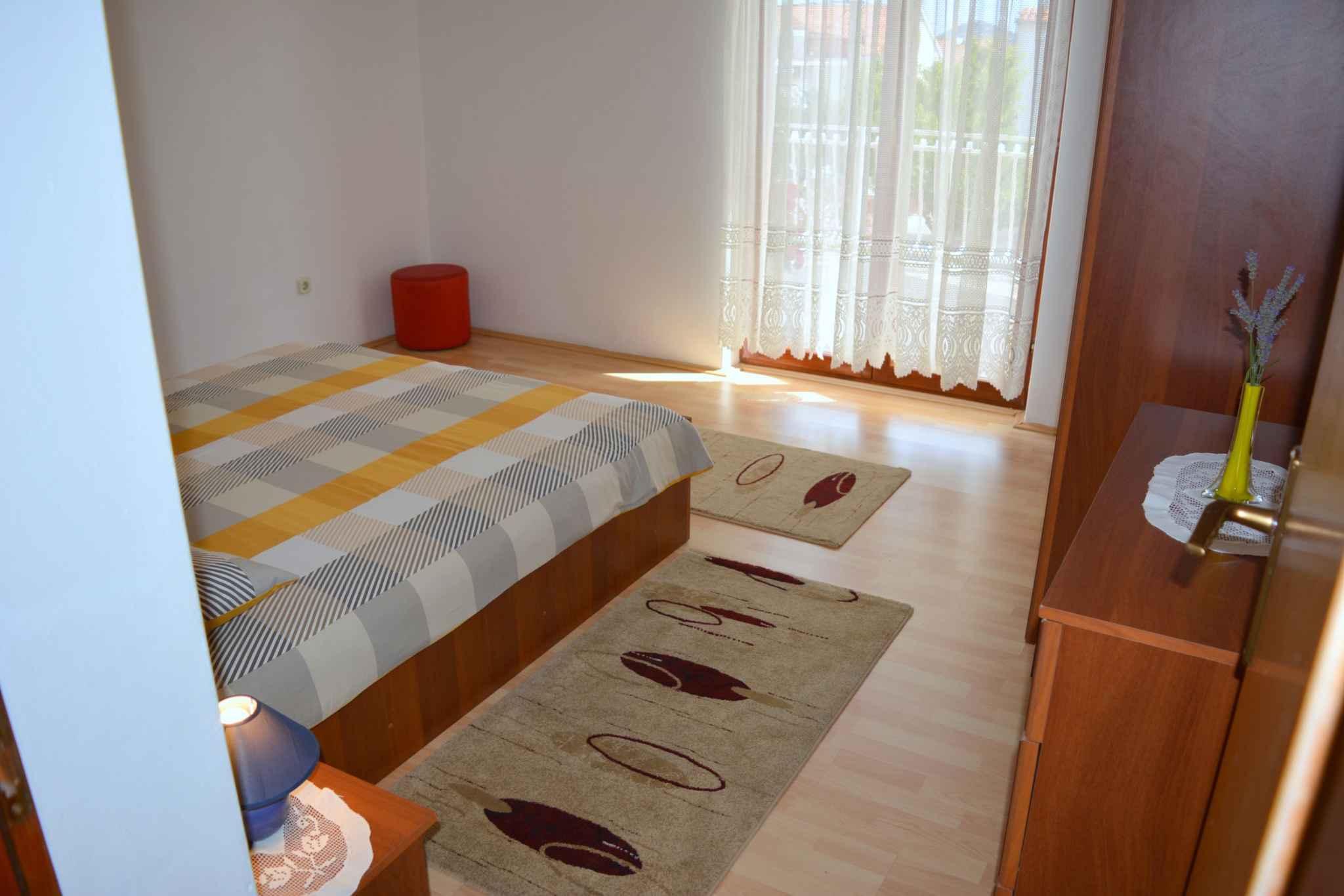Ferienwohnung mit 25 qm großem Balkon und Klimaanlage (278782), Vodice, , Dalmatien, Kroatien, Bild 18