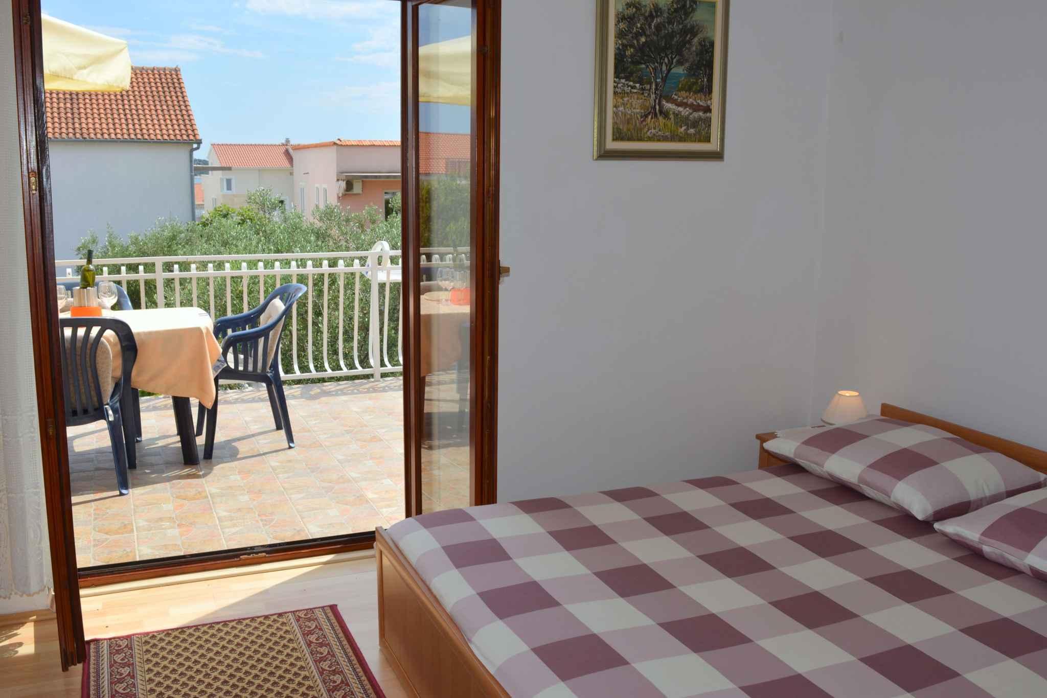 Ferienwohnung mit 25 qm großem Balkon und Klimaanlage (278782), Vodice, , Dalmatien, Kroatien, Bild 20